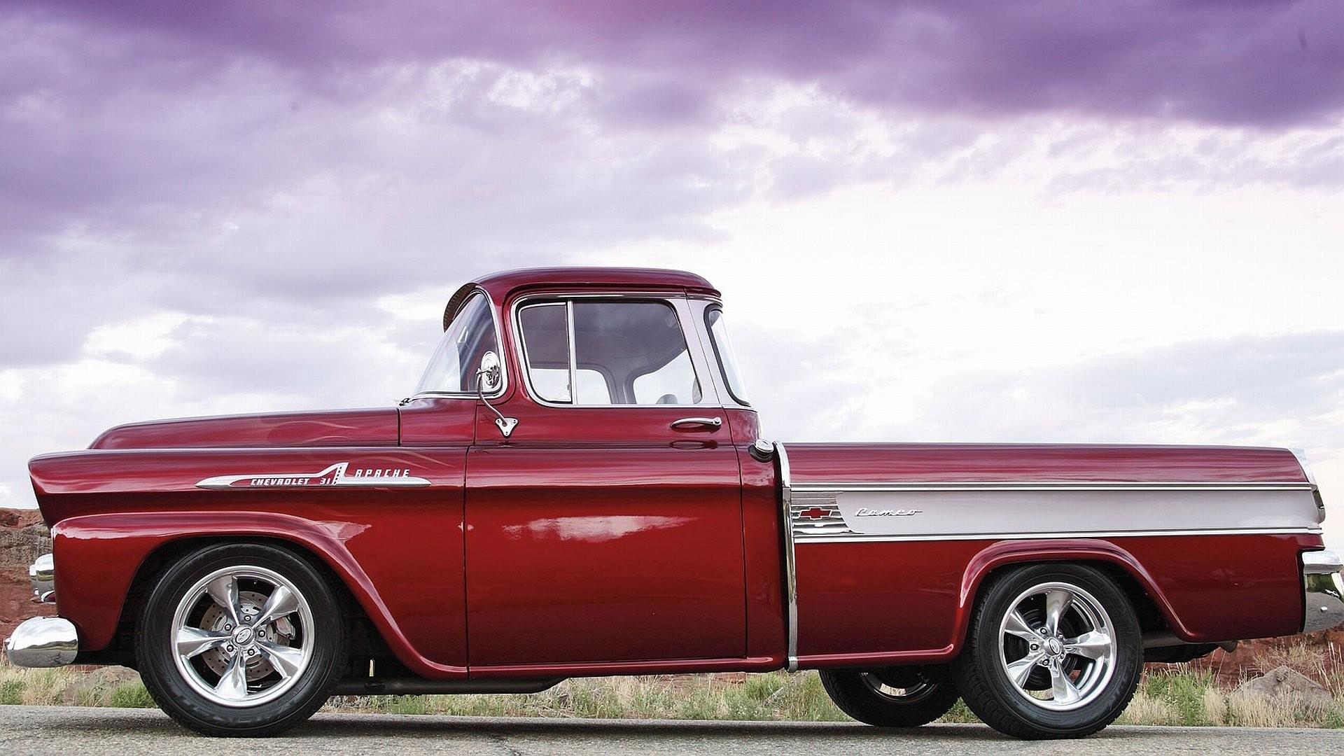 1966 Chevrolet Camaro Truck
