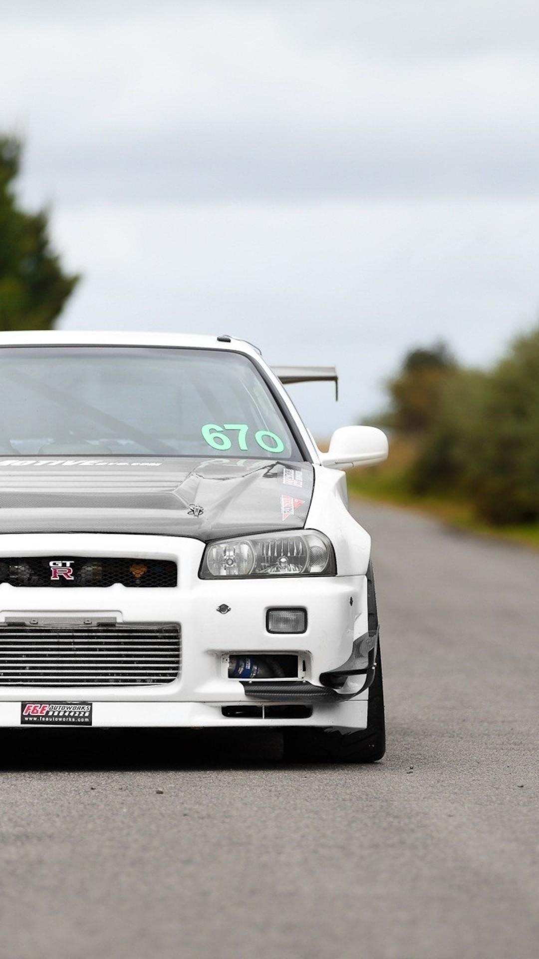 Nissan Skyline Gt-r, Rally, Cars, White