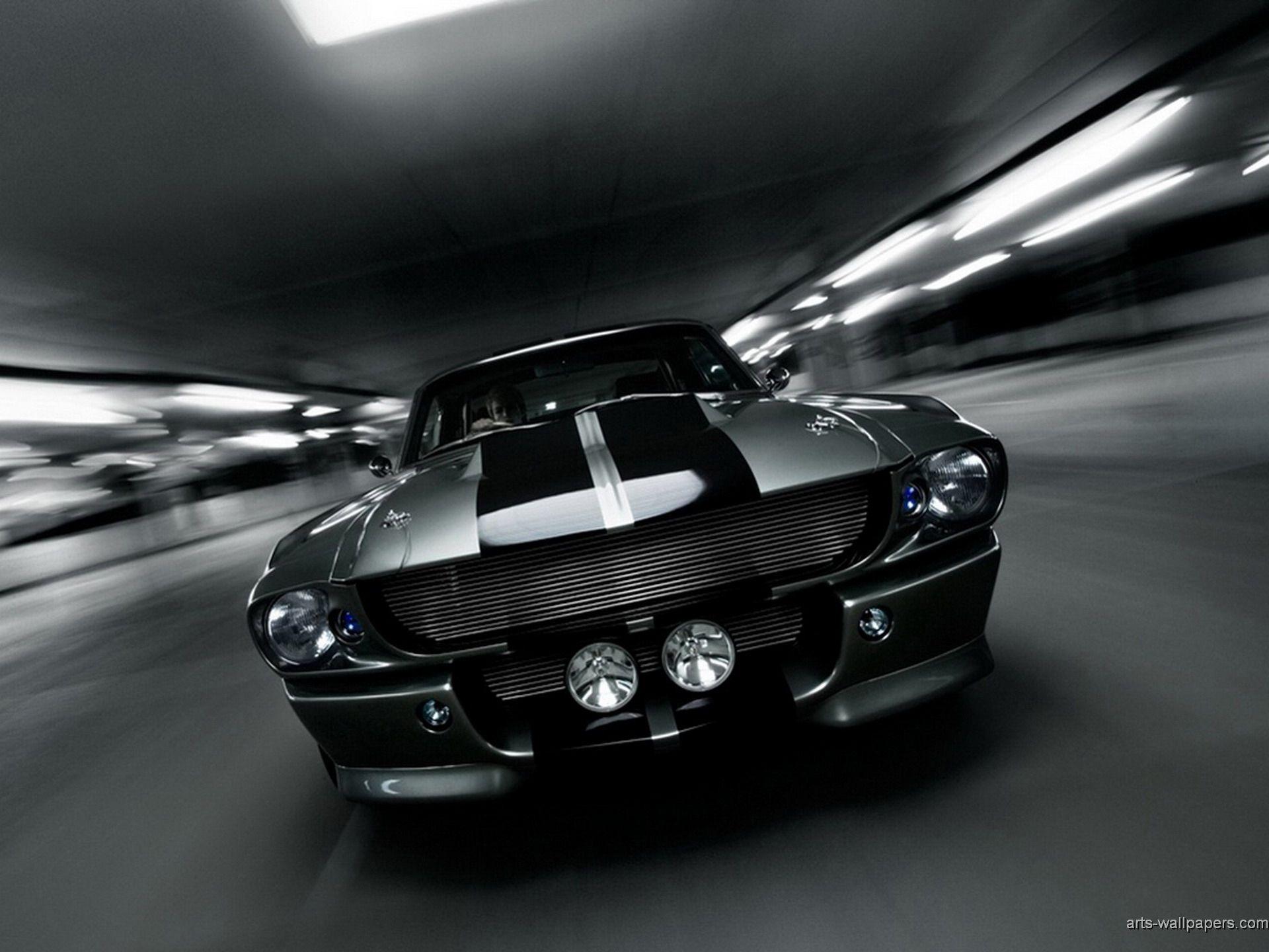 Mustang <b>Logo Wallpaper</b> – WallpaperSafari