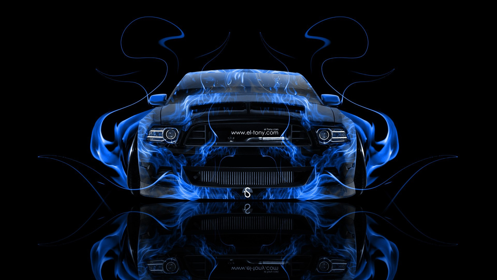2014 Ford Mustang Logo Wallpapers …