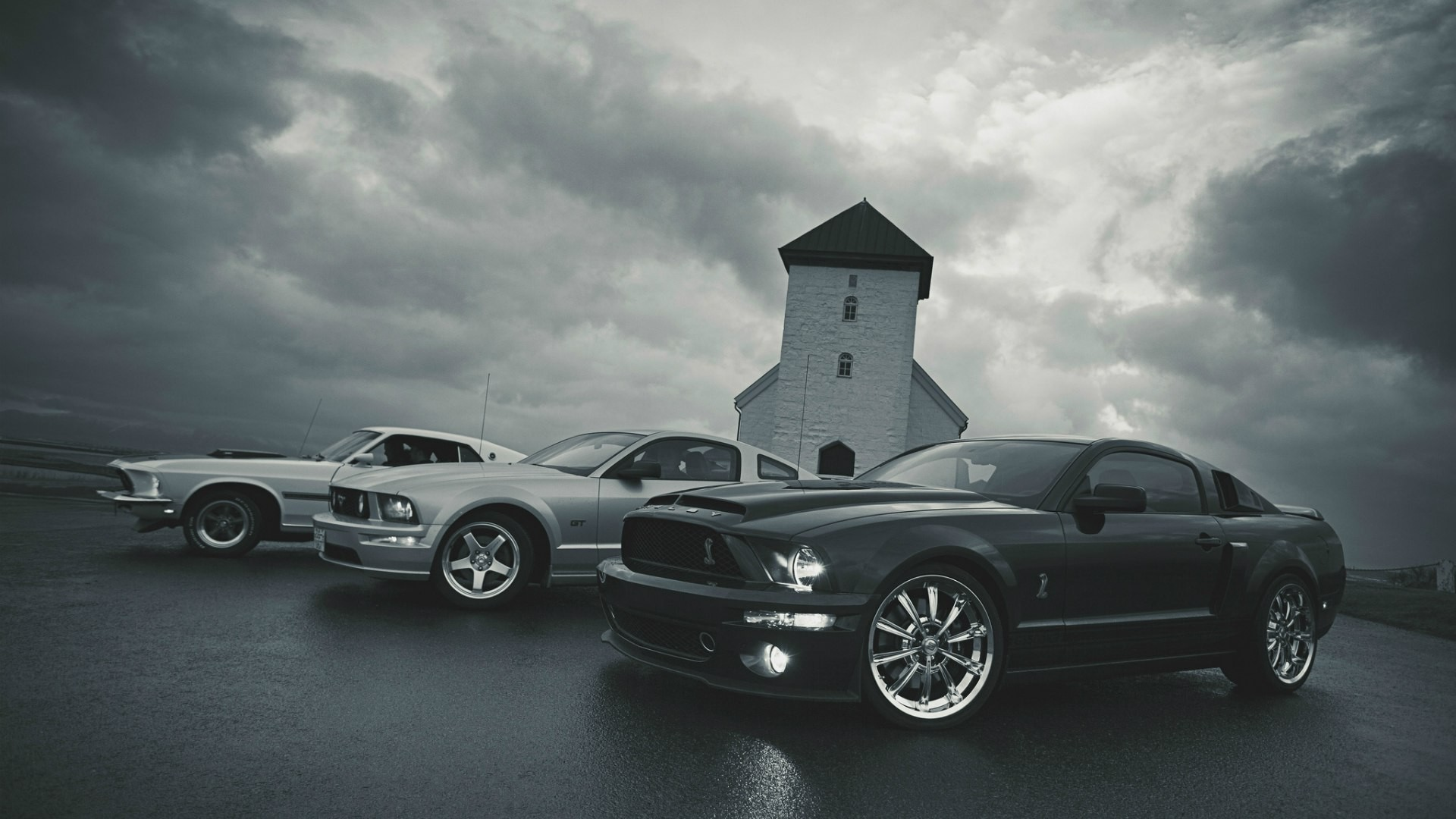 Ford Mustang muscle classic wallpaper | | 110682 | WallpaperUP