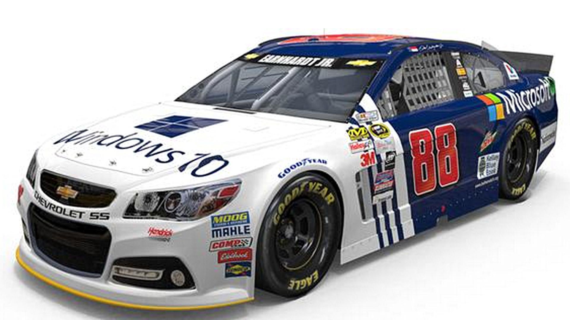 Dale Earnhardt Jr. gets new sponsor in Microsoft | NASCAR | Sporting News