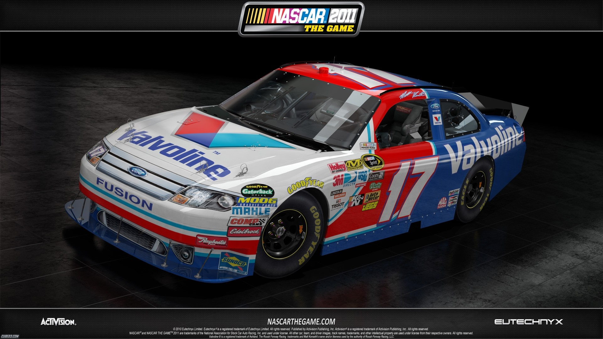 … Screenshot for NASCAR 2011: The Game – click to enlarge …
