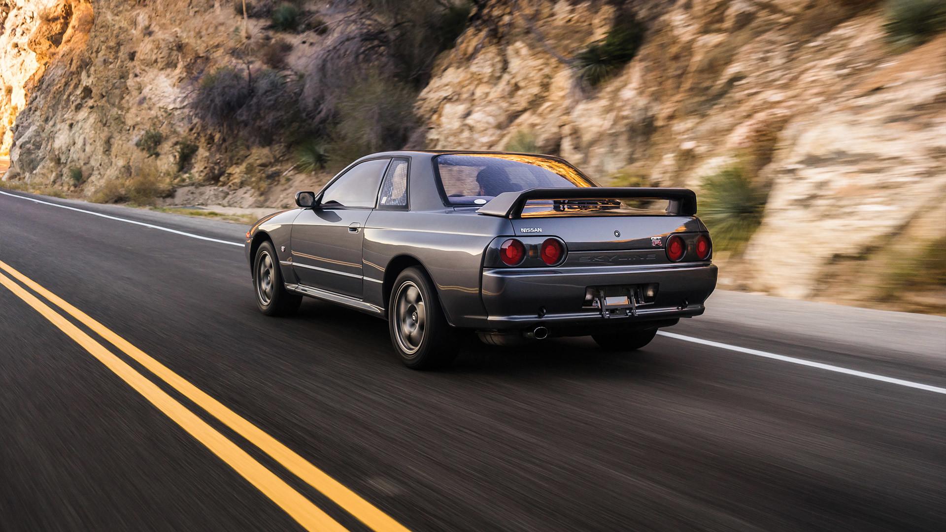 1989 Nissan Skyline GT-R picture