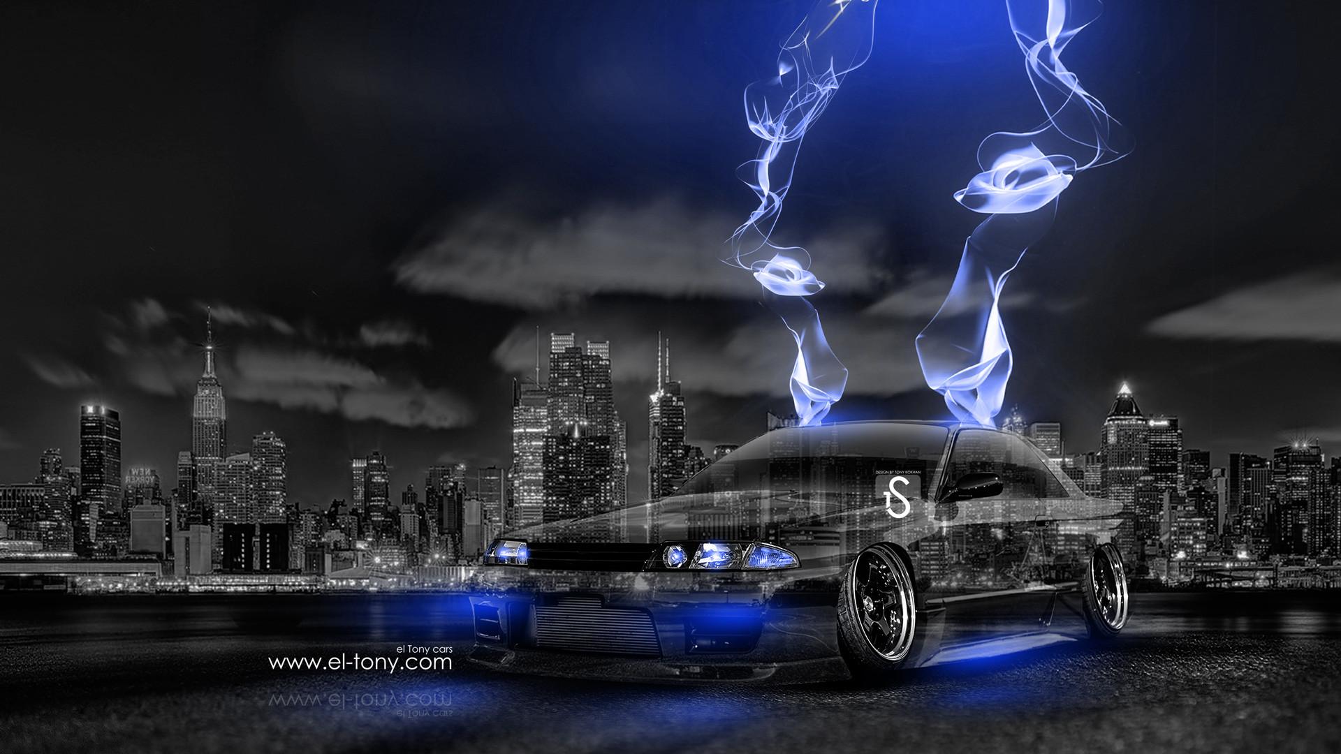 … Nissan Skyline GTR R32 Fantasy Sky Energy 2014
