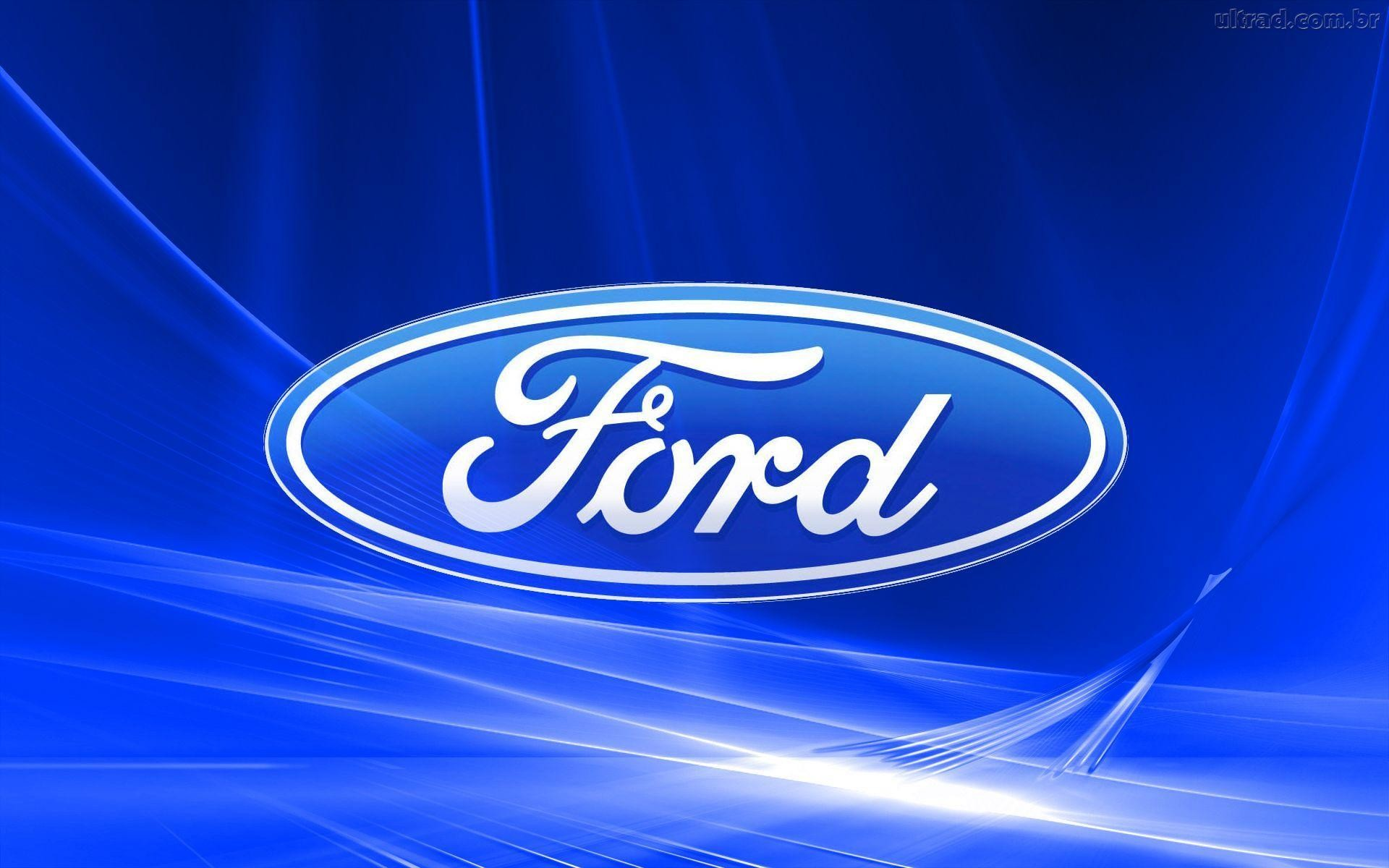 Ford Logo Wallpaper 10330 Wallpapers HD | colourinwallpaper.