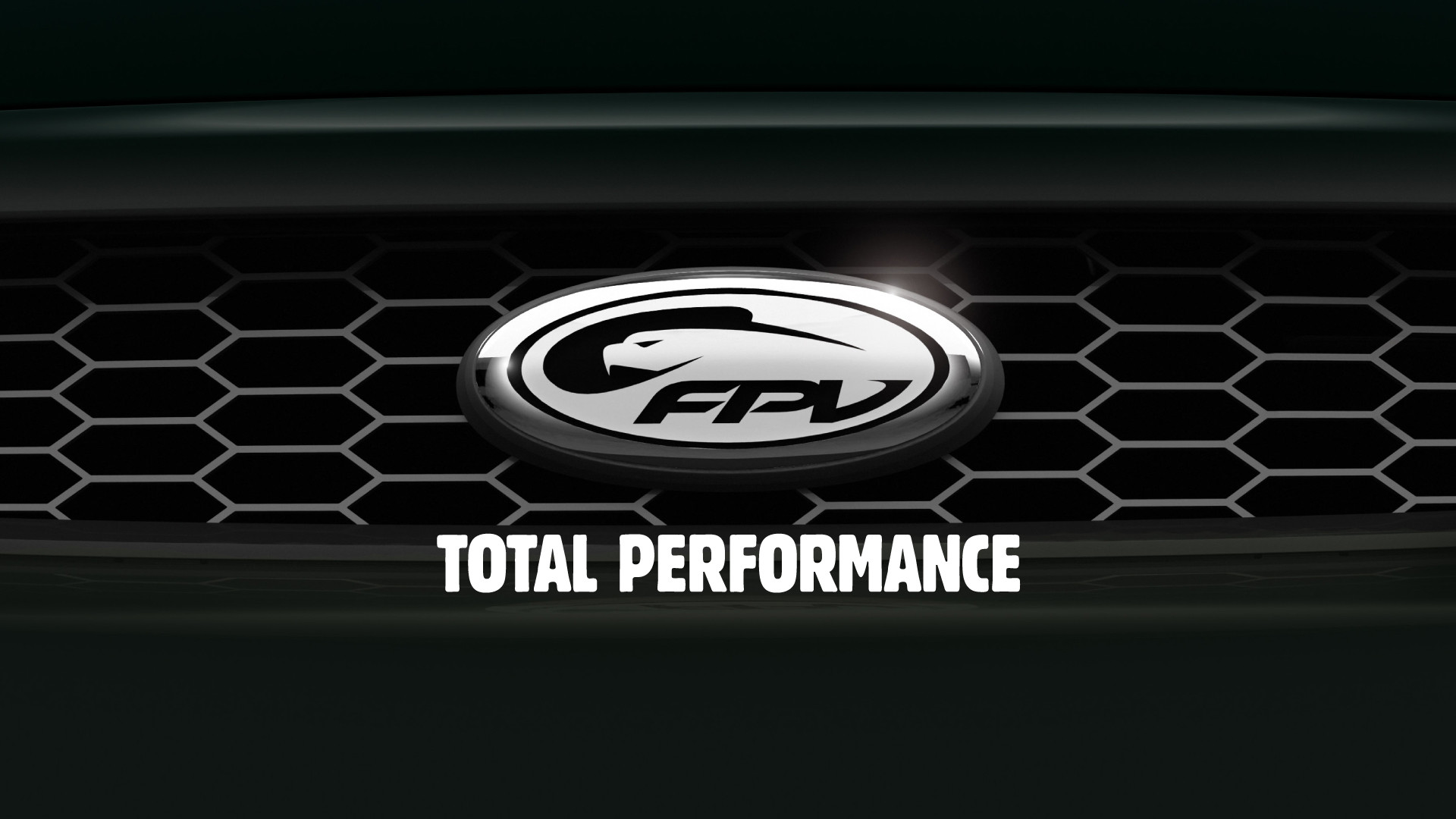 Ford Performance Vehicles logo Download in HD Quality