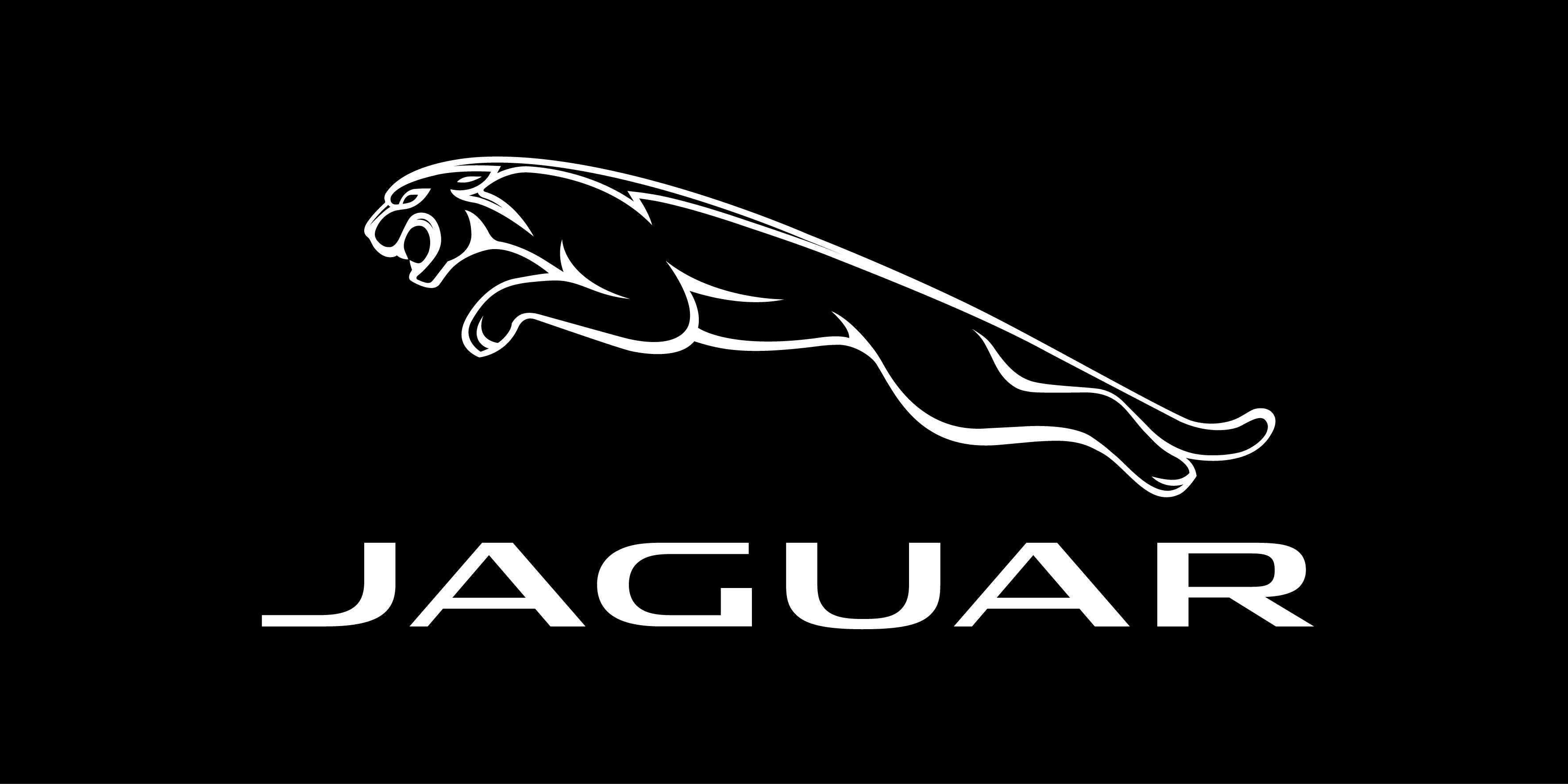Jaguar Logo Wallpaper 3543×1772