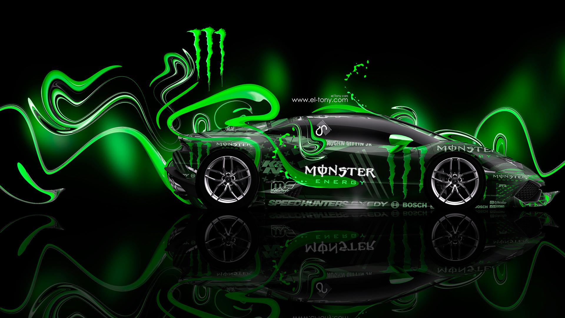Monster Energy Lamborghini, lamborghini logo wallpaper .