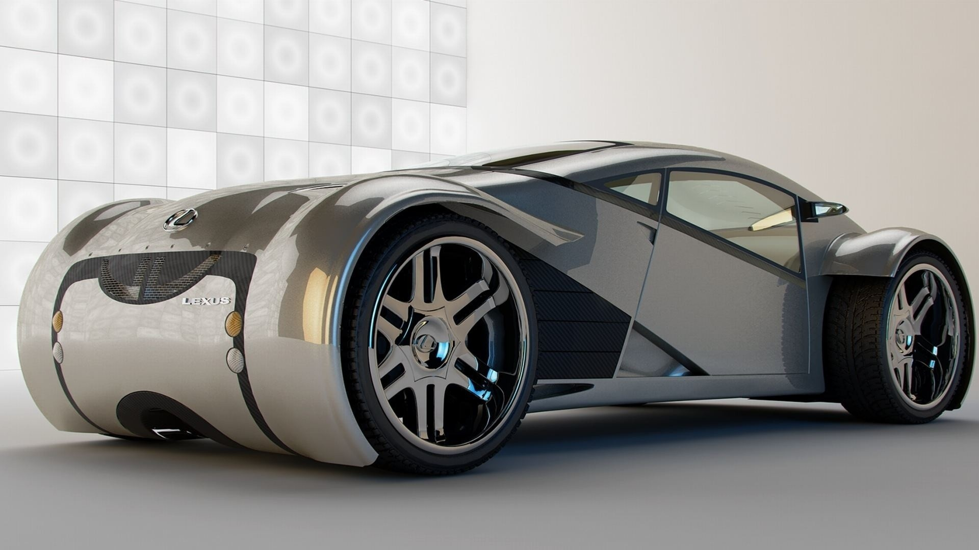 Wallpaper lexus, new model, sports car