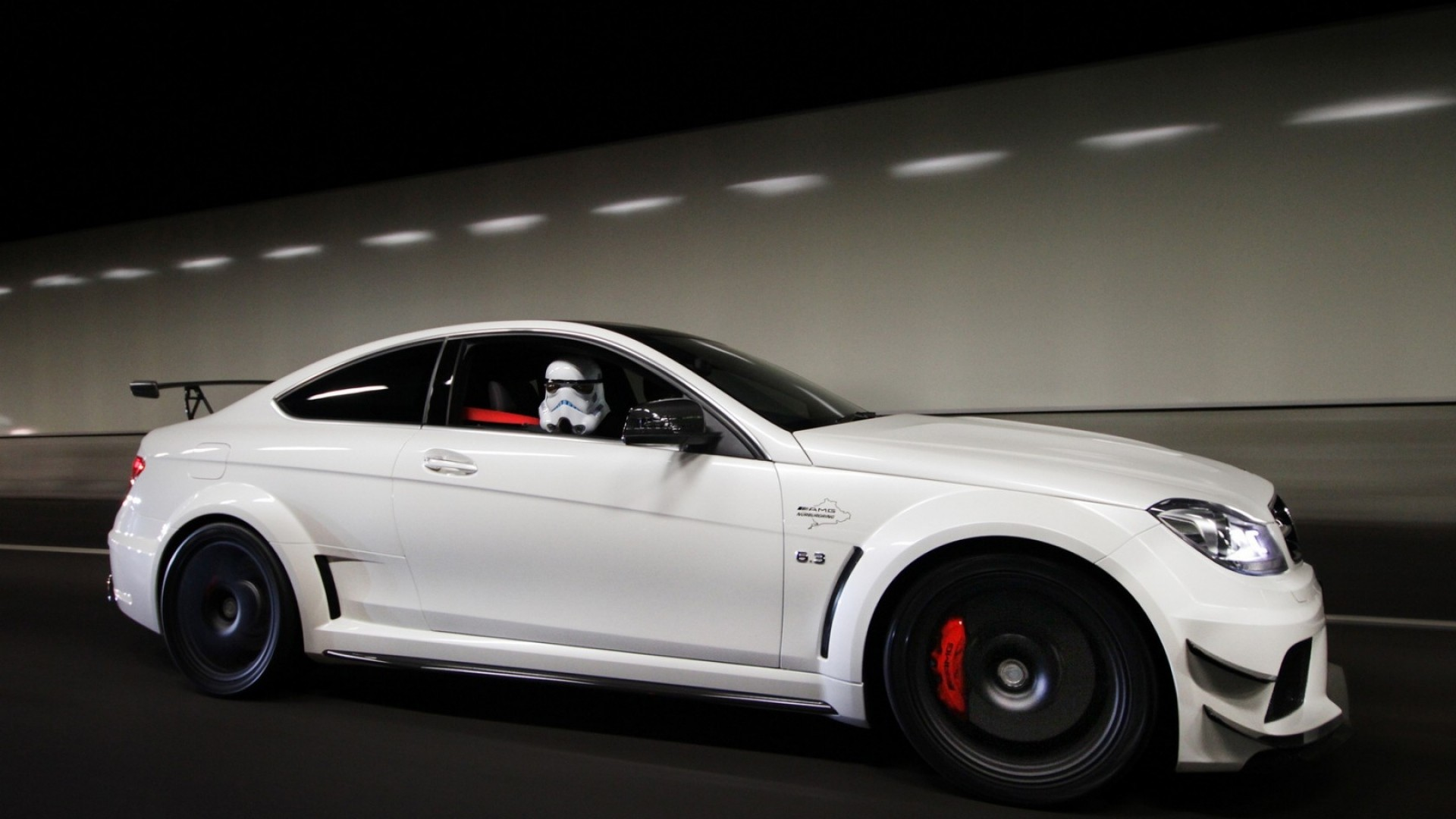 Preview wallpaper white, mercedes, cars 1920×1080