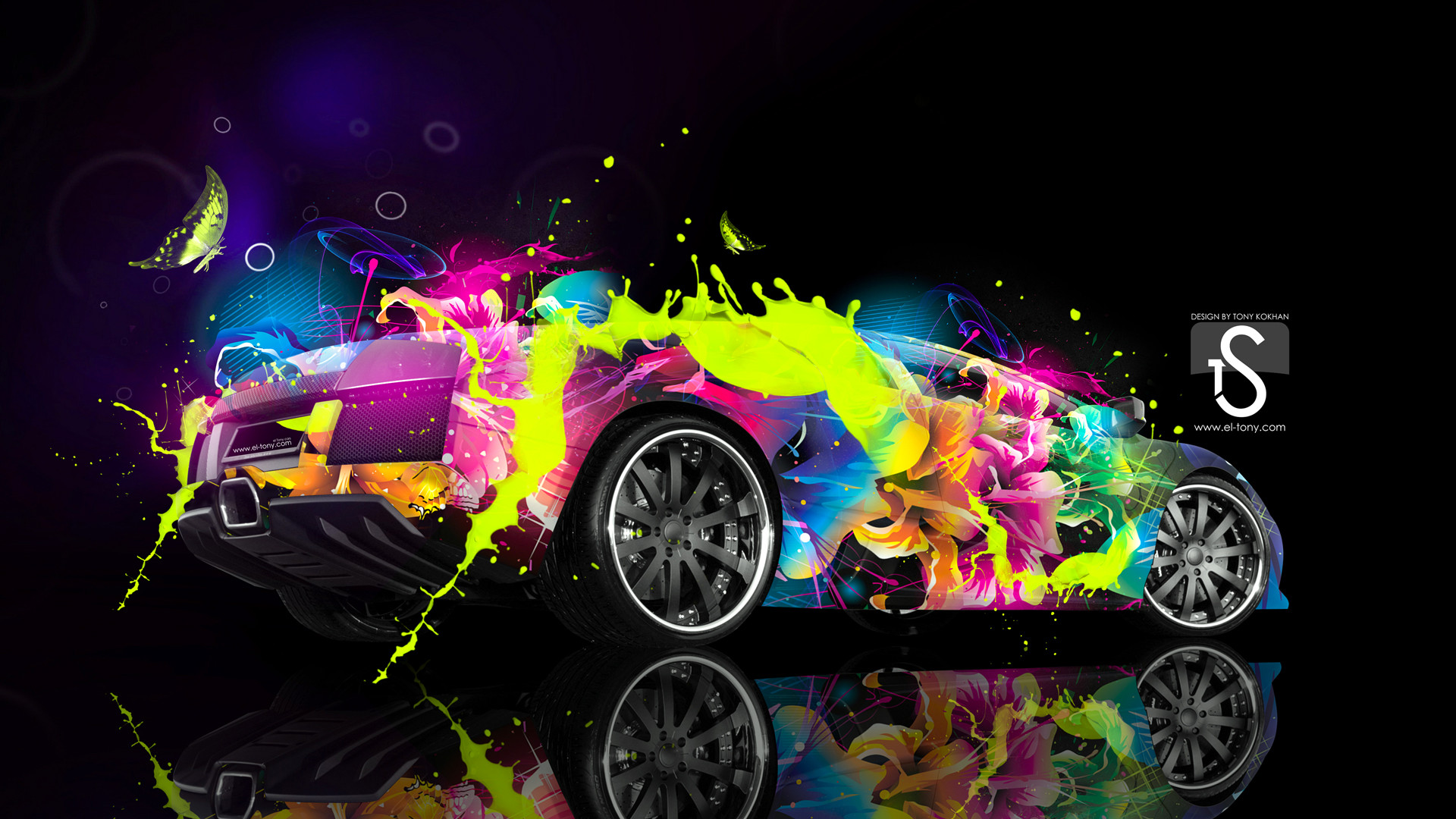 Download Colorful Cars Wallpaper Full HD #s2w1t5 px 1.05 MB Cars  Colorful Cars