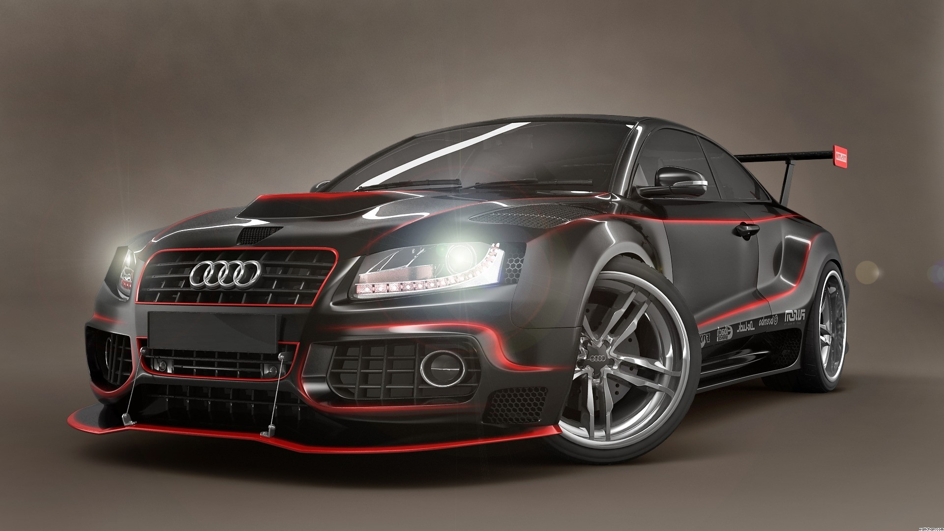 … Cool HD Audi Wallpapers For Free Download