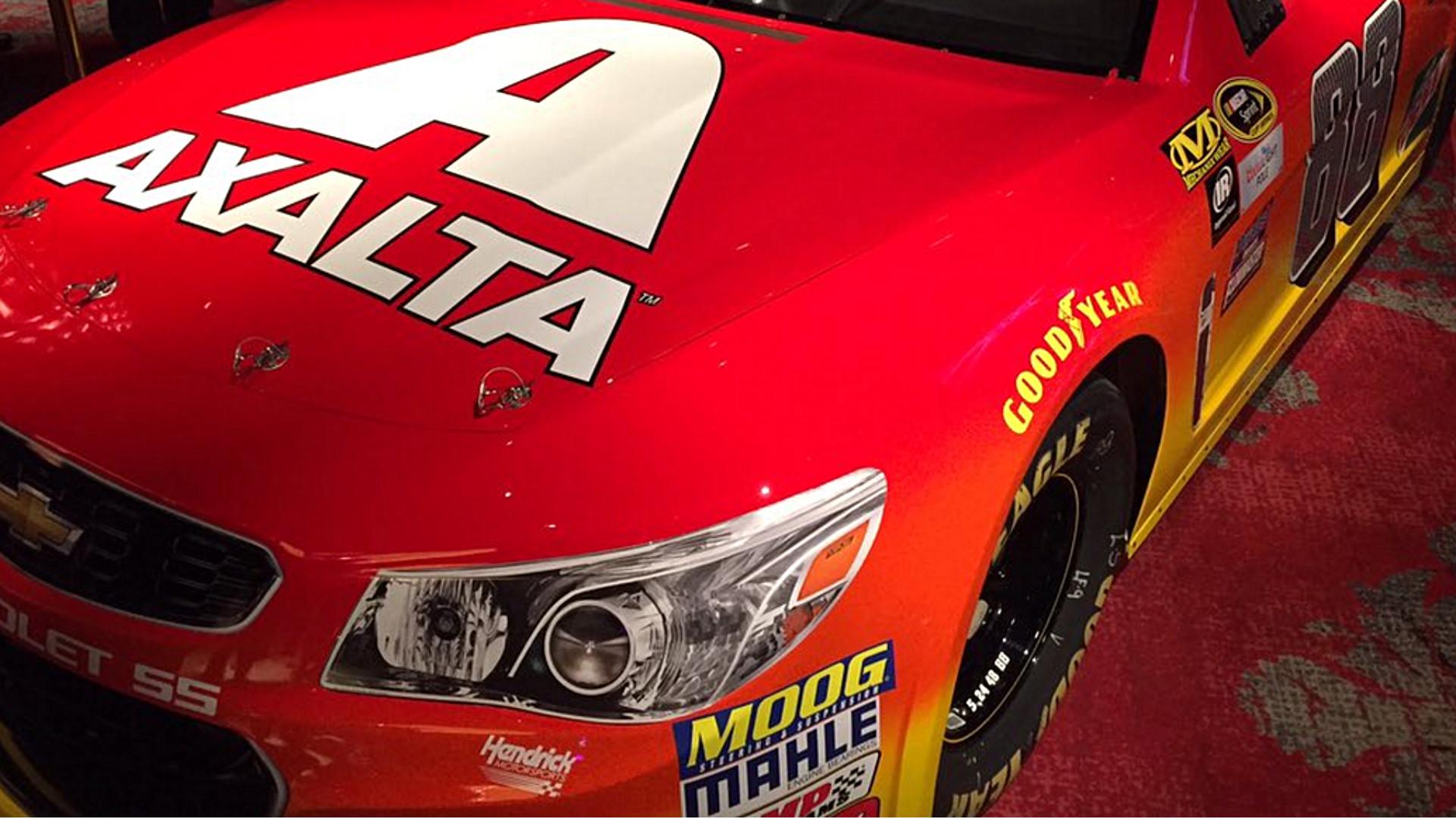 Dale Earnhardt Jr.'s car to have 'Solar Flare' paint scheme for Phoenix    NASCAR   Sporting News