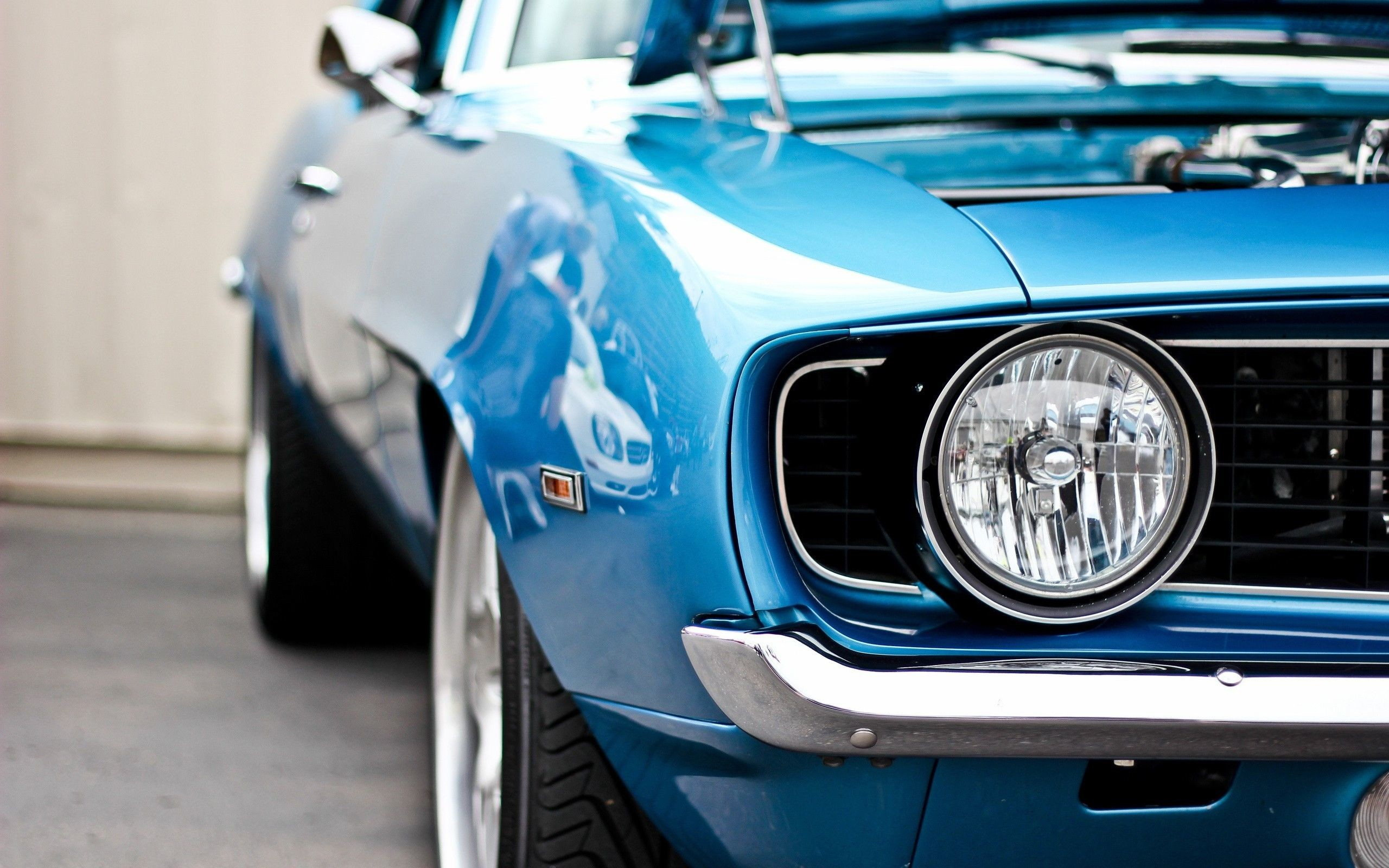 … Muscle Cars HD Wallpapers