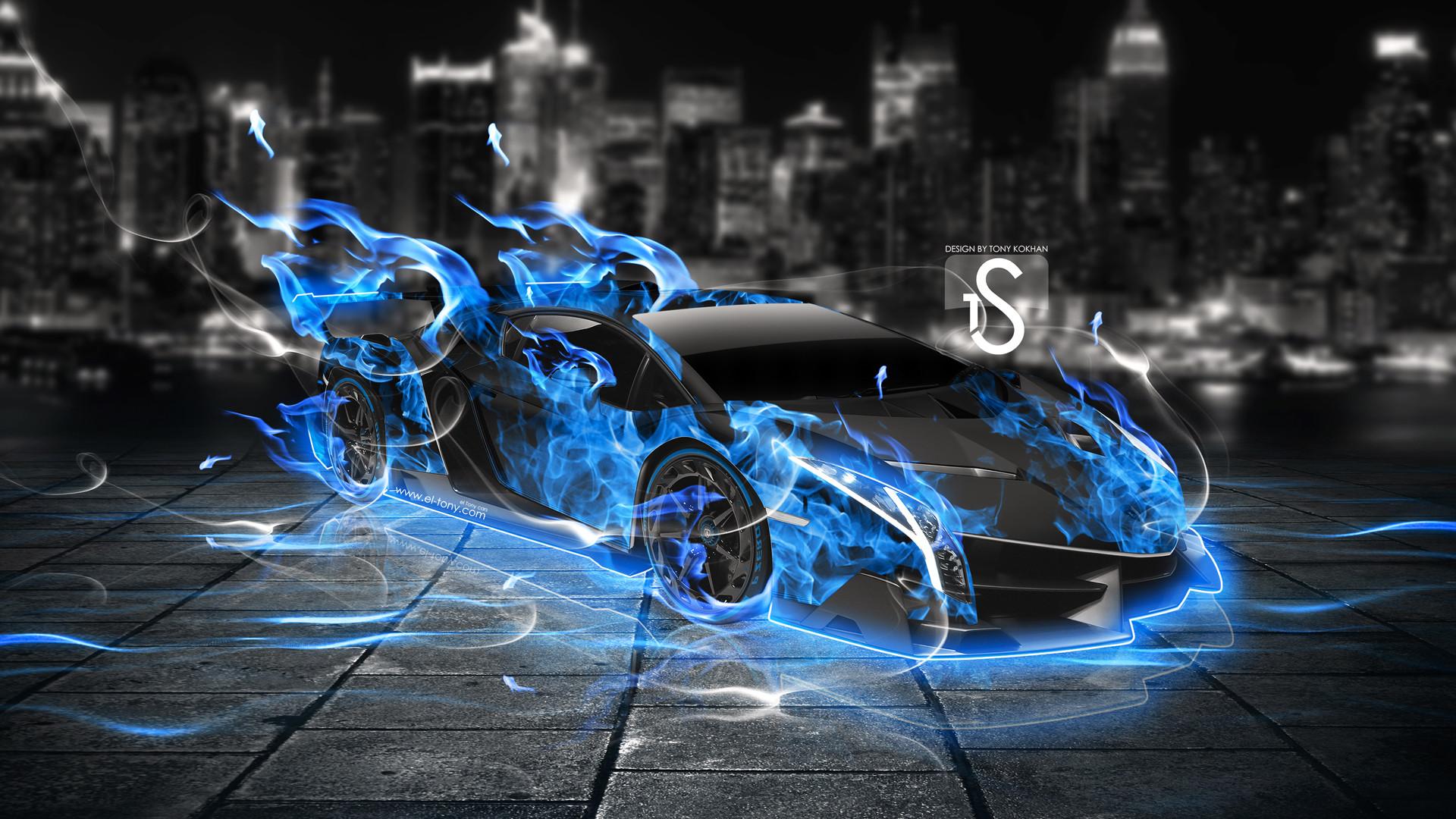 Lamborghini Veneno WallPaper HD – https://imashon.com/w/lamborghini · Blue  CarsLamborghini …