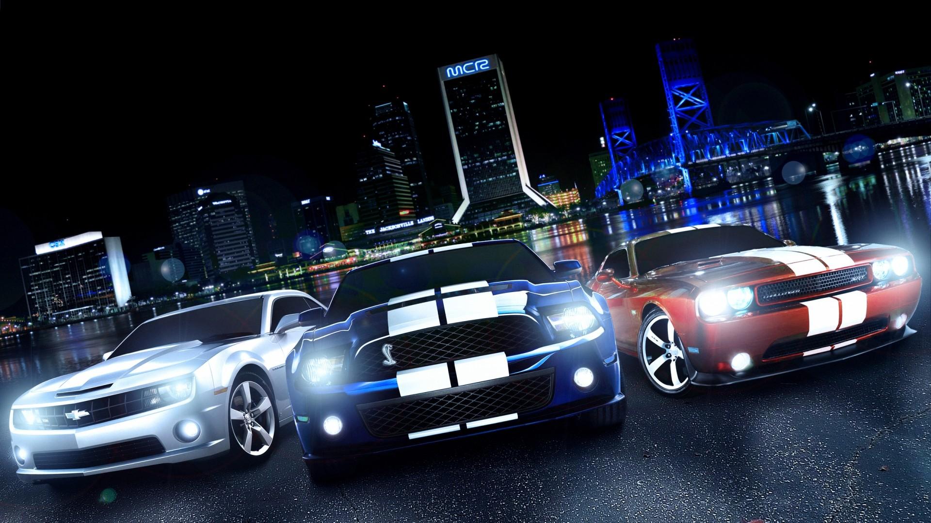 Muscle Car Wallpaper | Muscle Cars Wallpaper | HD Desktop Wallpapers