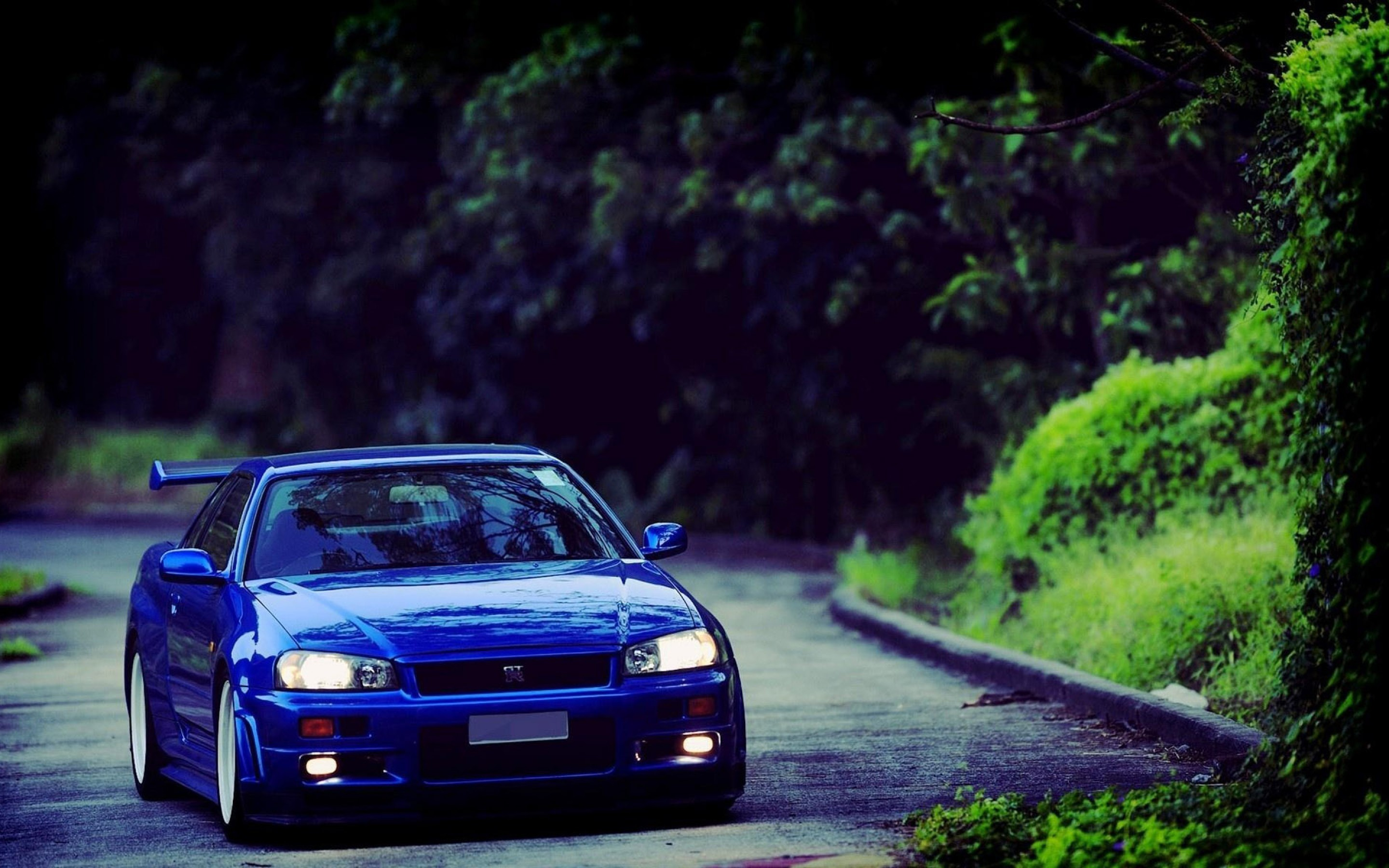 HD Wallpaper | Background ID:454619. Vehicles Nissan Skyline