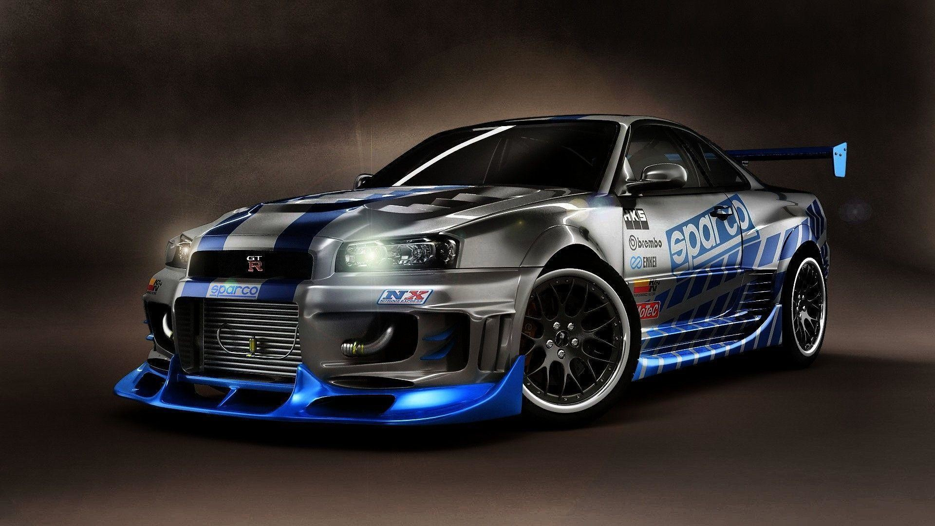 Nissan Skyline GTR R34 Wallpaper | Car Wallpaper HD