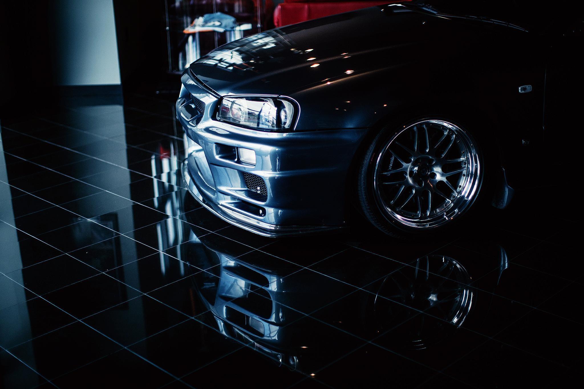 Nissan Skyline R34 wallpapers HD