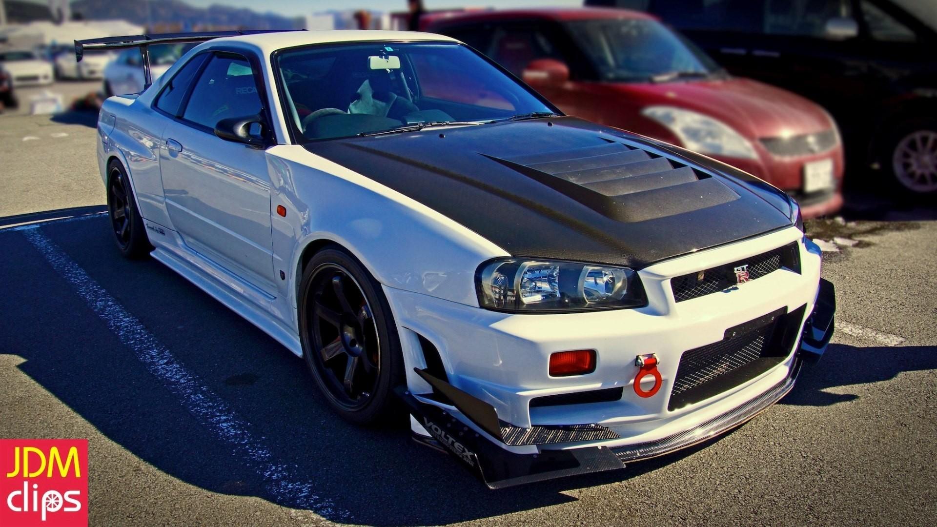 Nissan Skyline GT R R34 V Spec II, Nissan Skyline GT R R34, Nissan, JDM,  Car Wallpapers HD / Desktop and Mobile Backgrounds