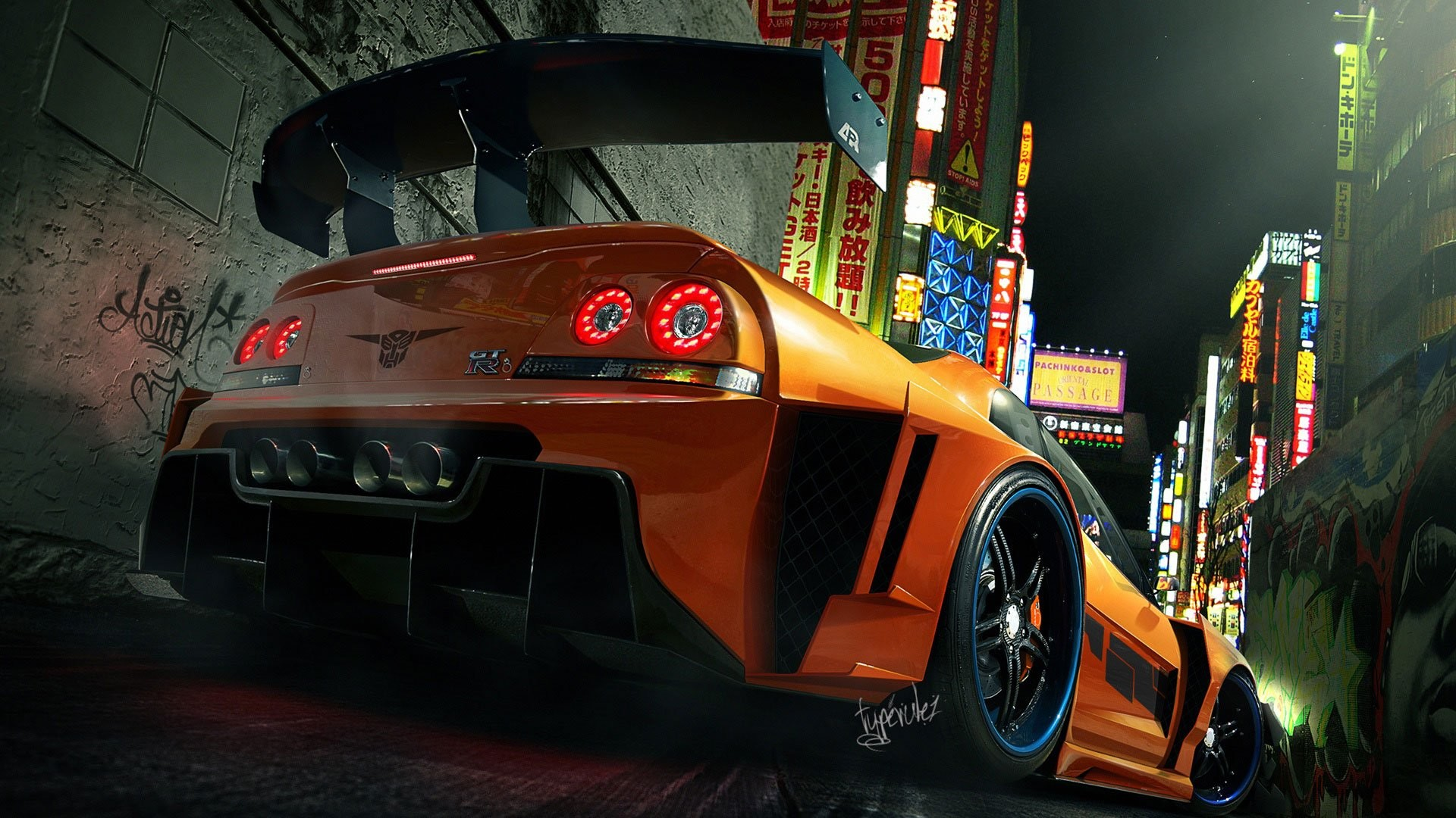 Nissan Skyline R HD Wallpapers Backgrounds Wallpaper Nissan Skyline GTR  Wallpapers
