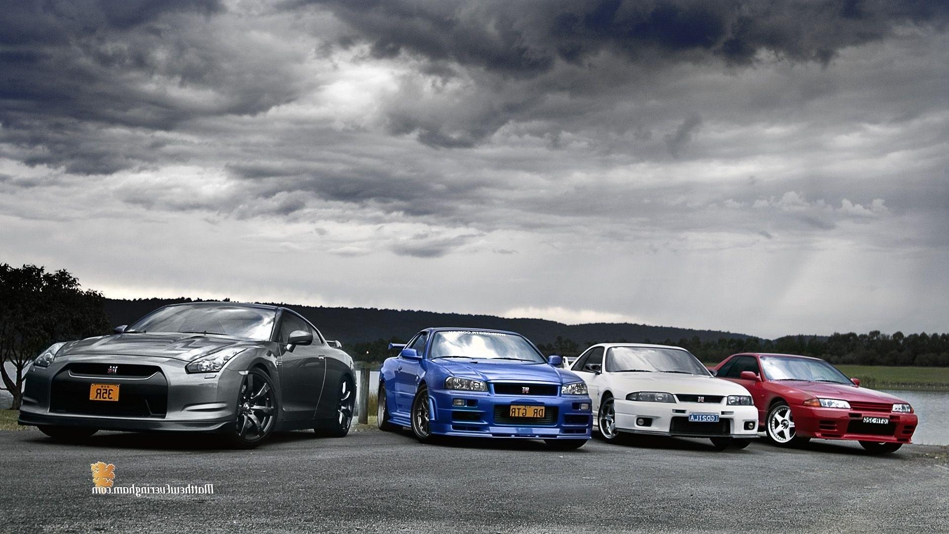 Skyline R Wallpapers Group Nissan Skyline GTR Wallpapers