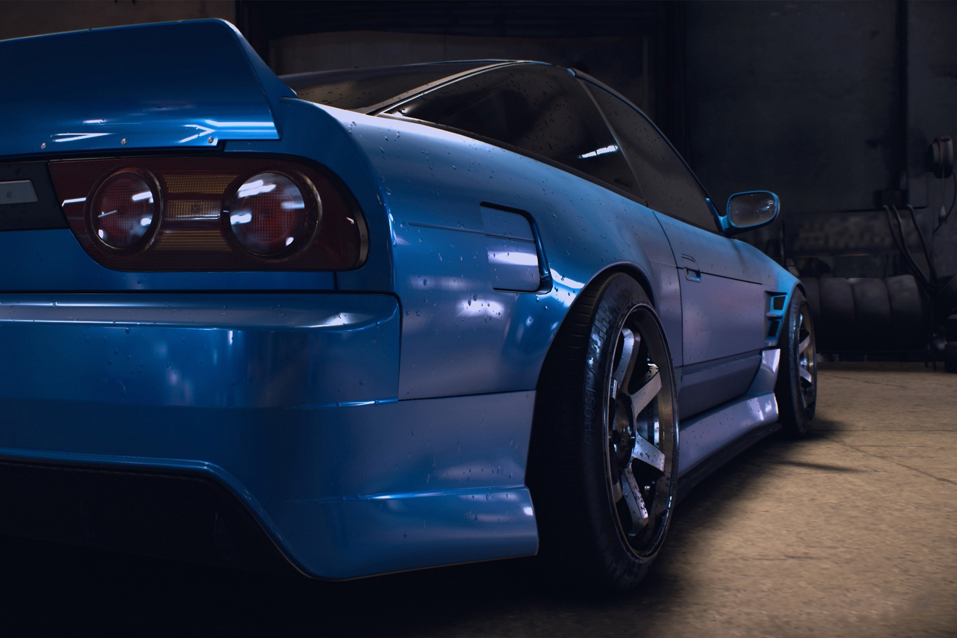 Need for Speed, 2015, Video Games, Racing, Car, Nissan, 180