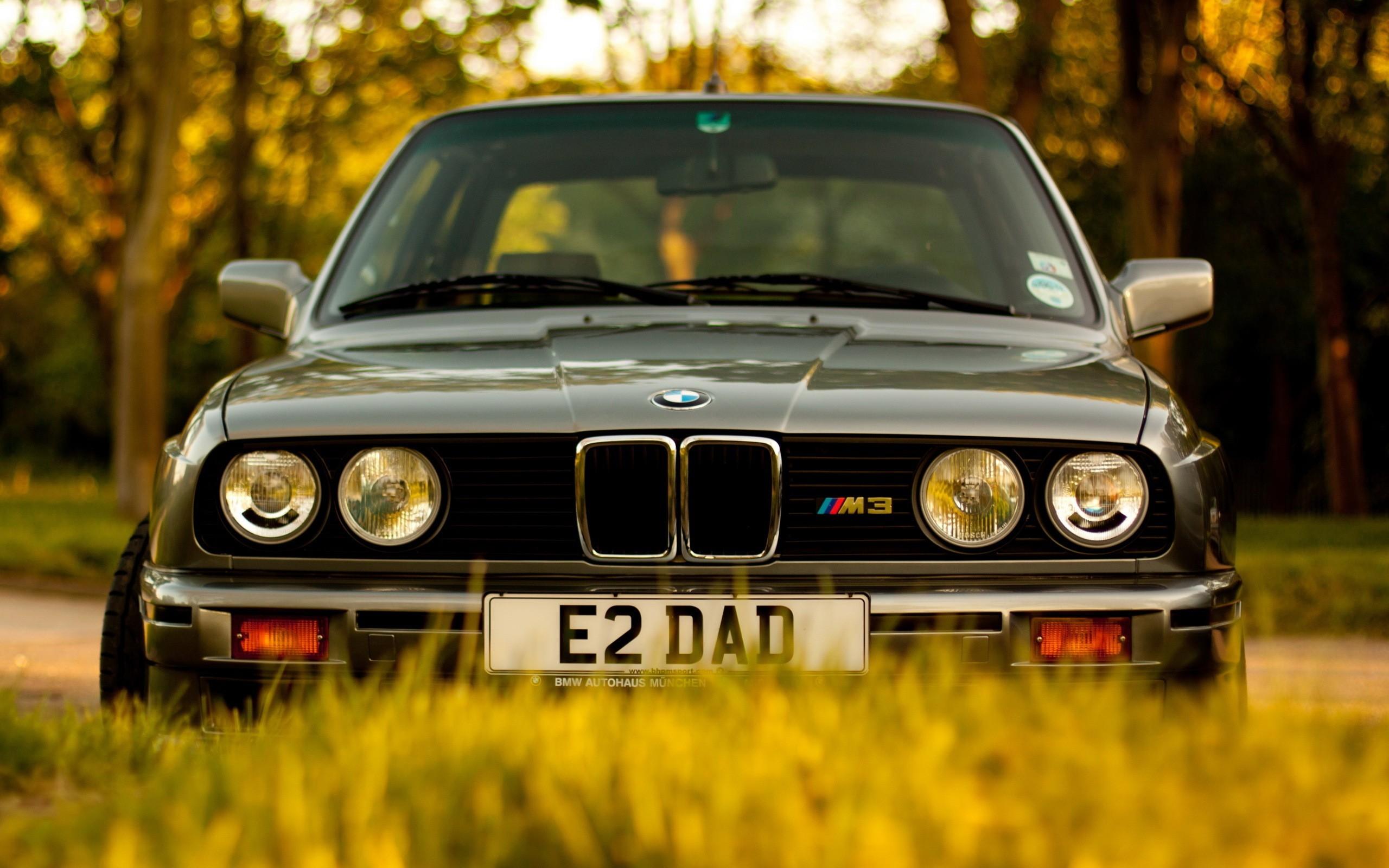 wallpaper cars · BMW M3 · BMW E30