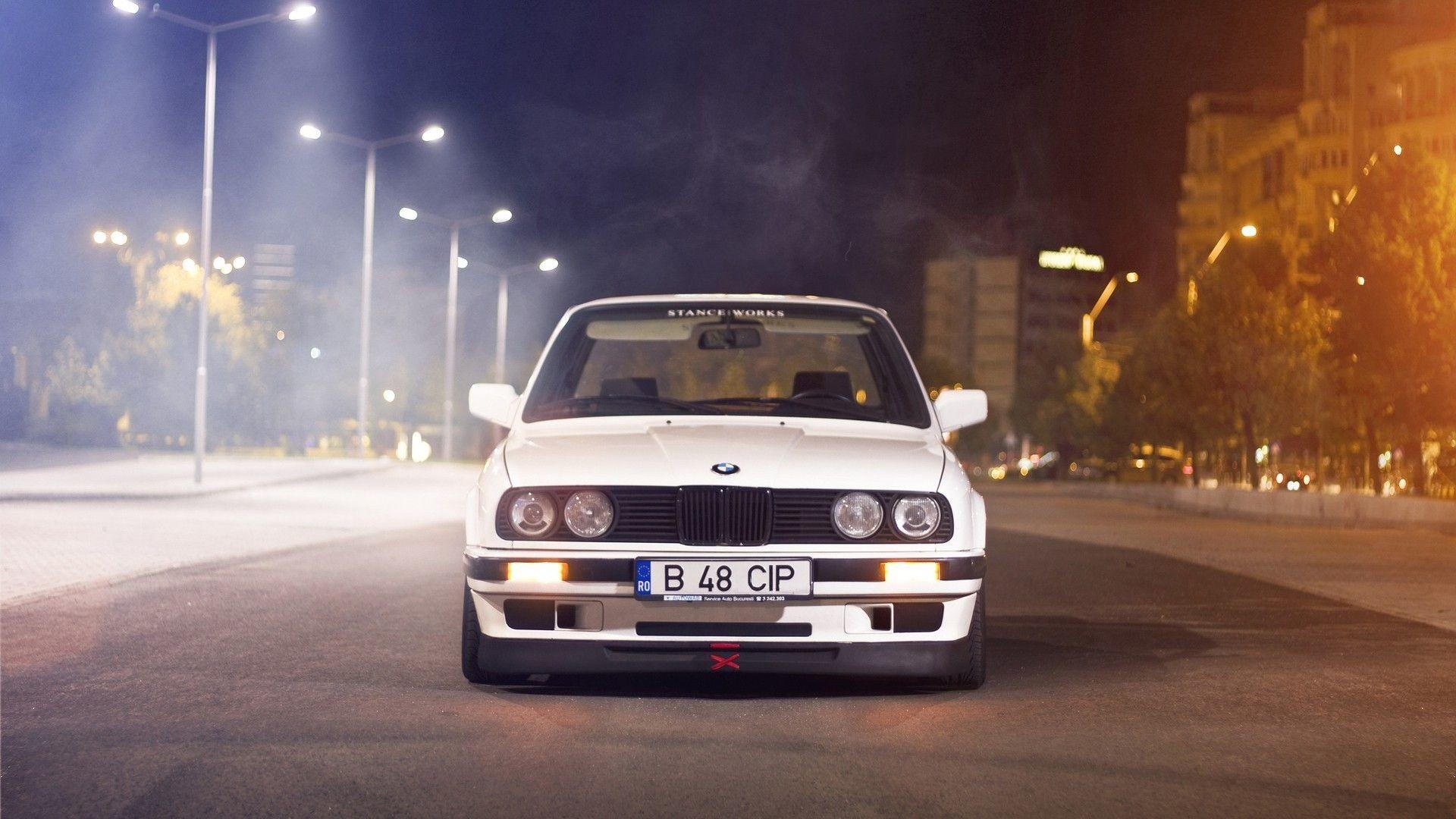 BMW E30 Stance – image #29