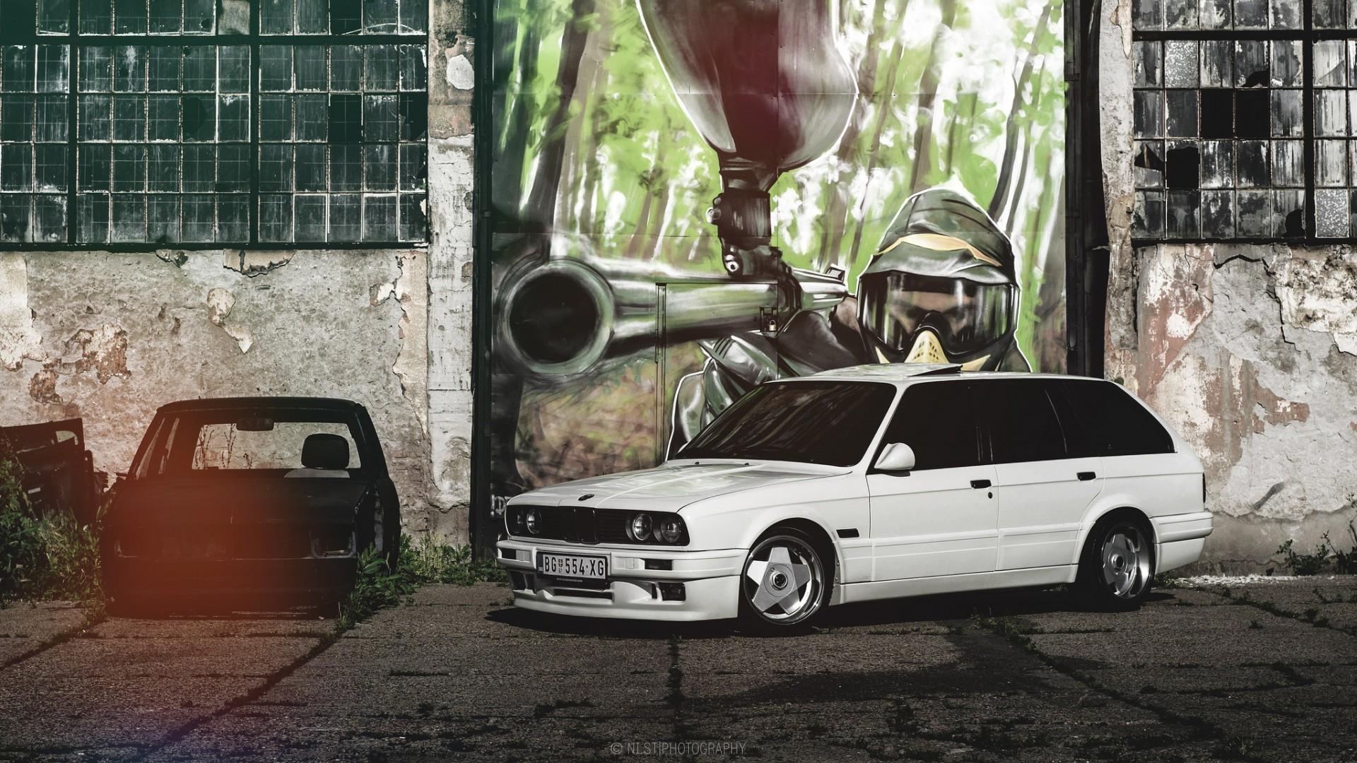 BMW E30 Vintage