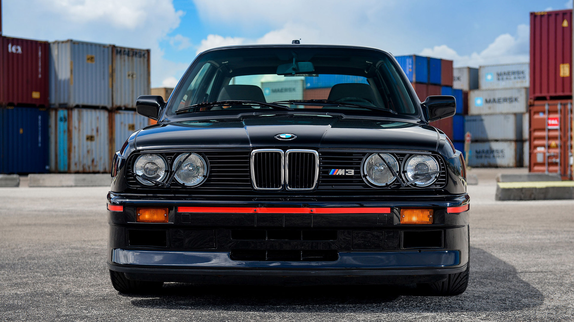 1989 BMW M3 Sport Evolution Wallpapers HD Images WSupercars