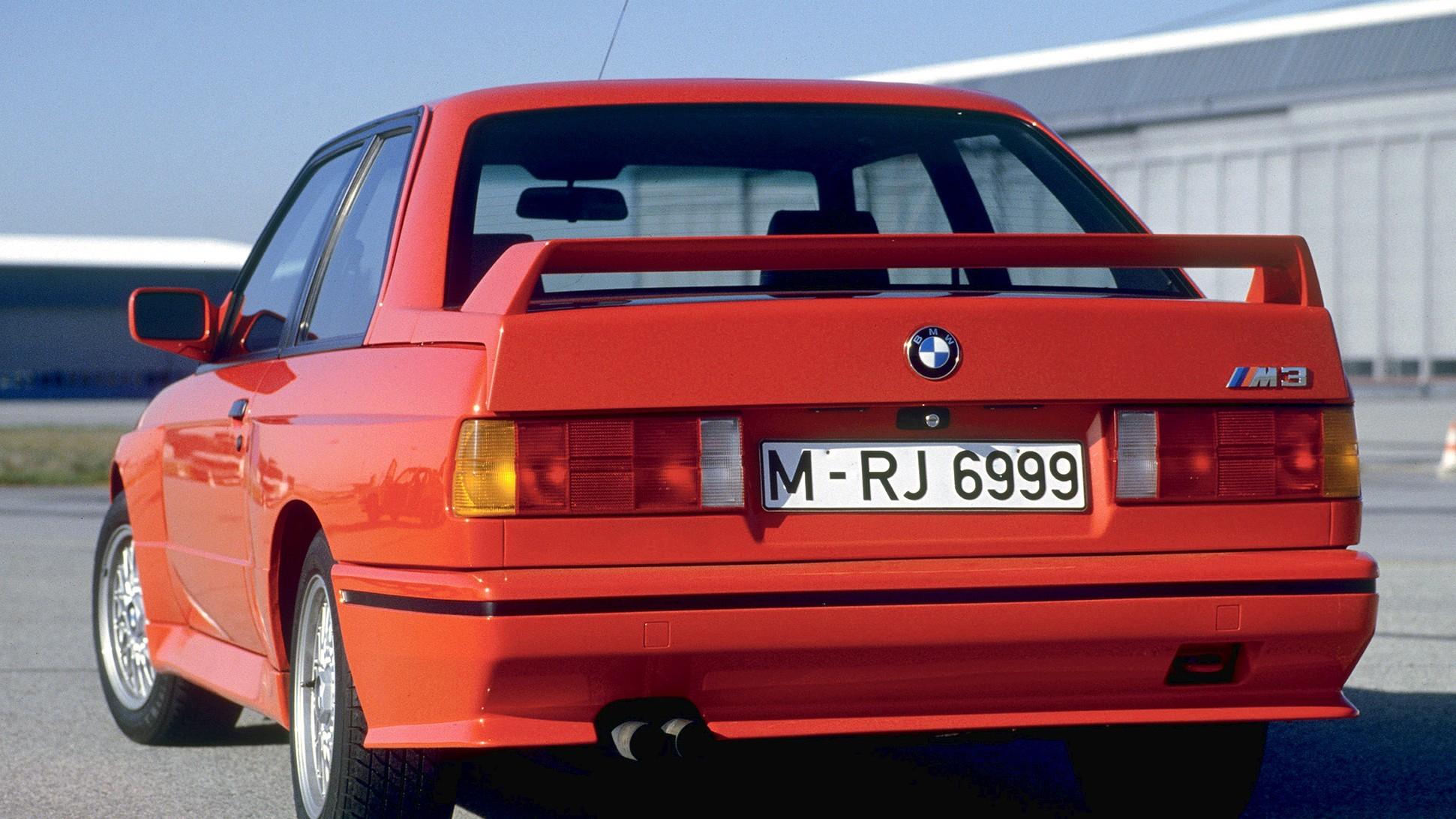 1987 Bmw E30 M3 V2 Hd Car Wallpaper