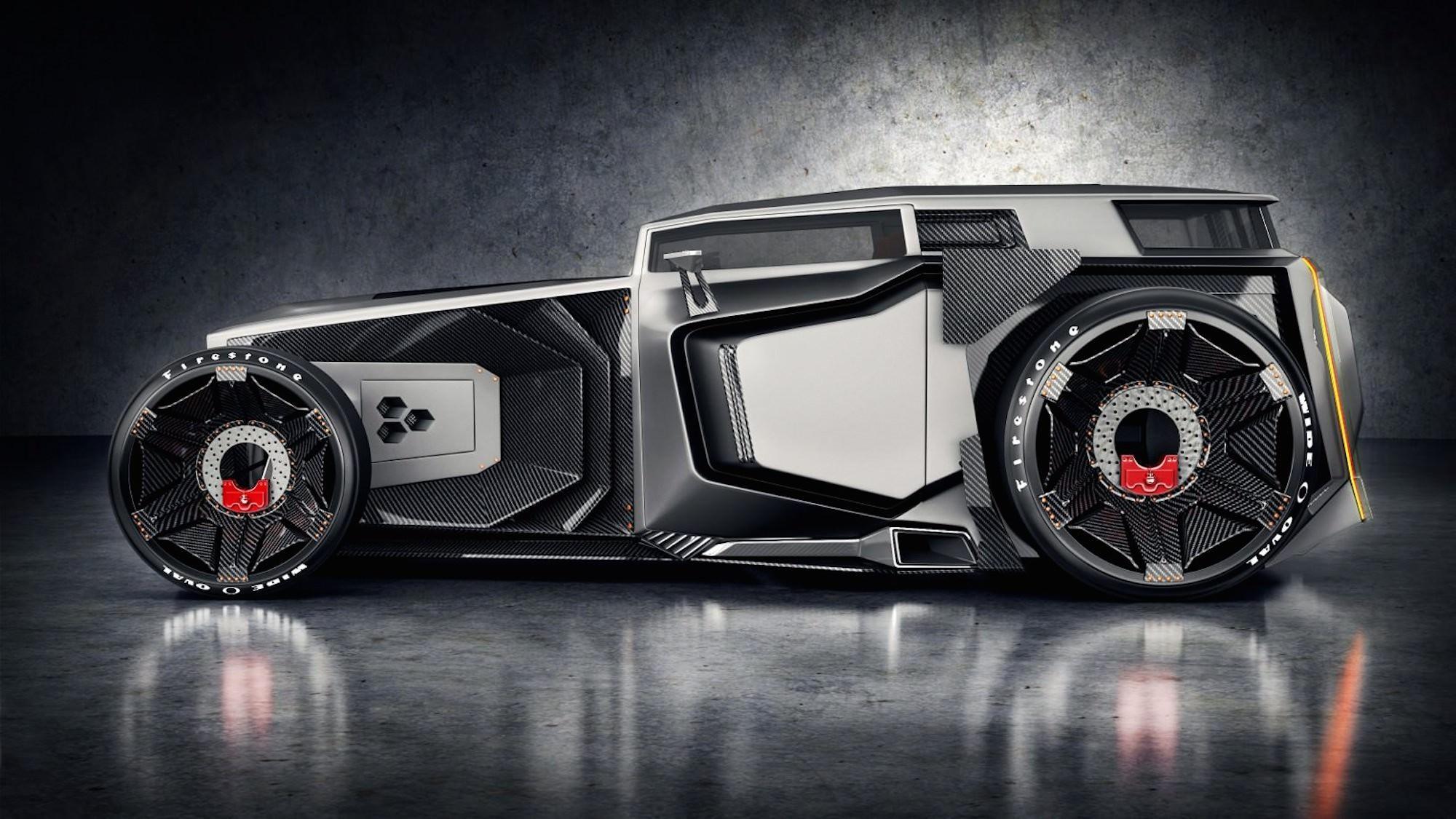 Lamborghini Rat Rod – Silodrome