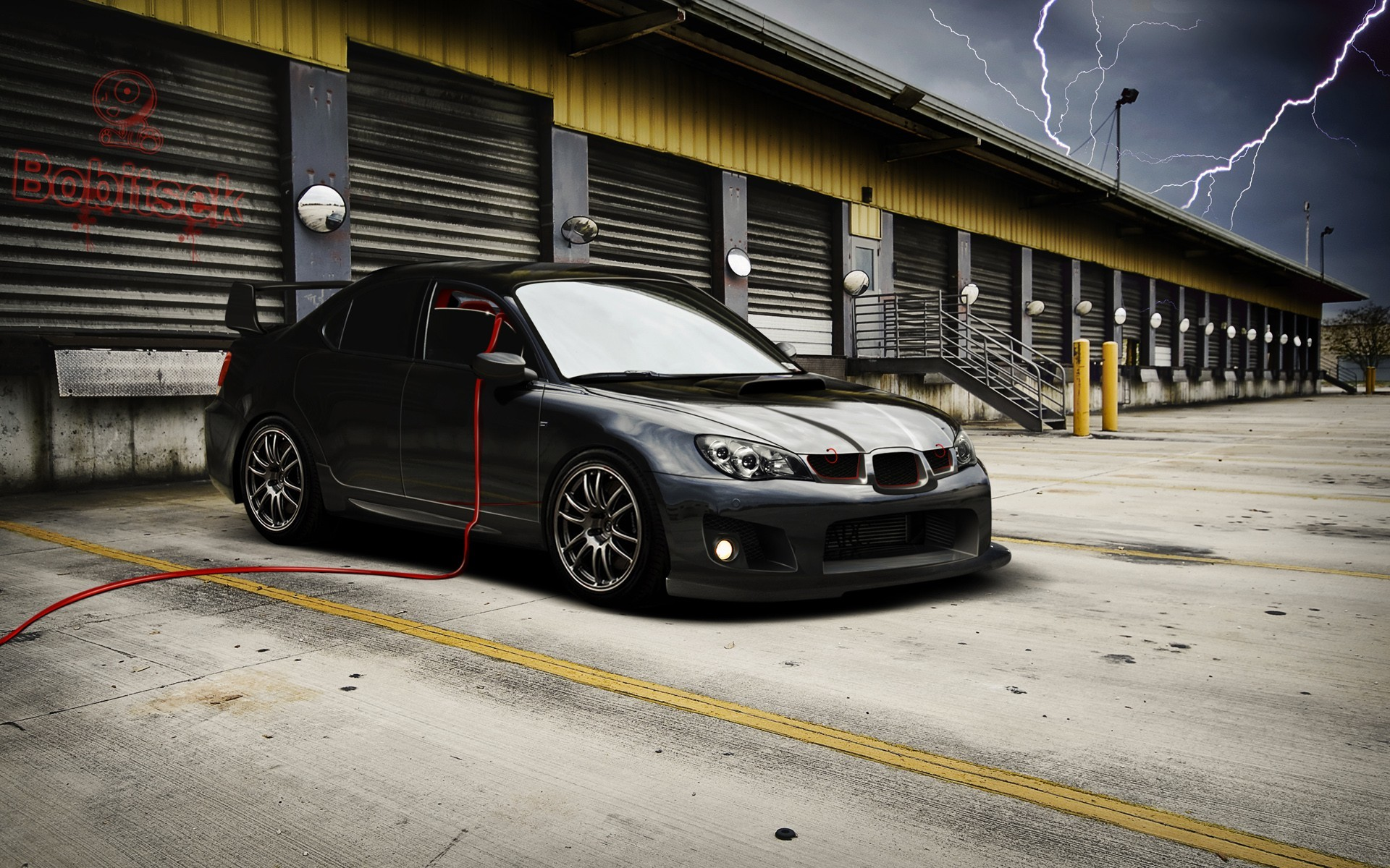 Cars JDM Japanese Domestic Market Subaru Impreza WRX STI Tuning