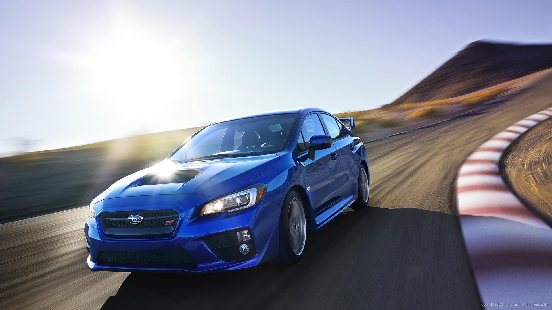 Subaru WRX STI Launch Edition picture