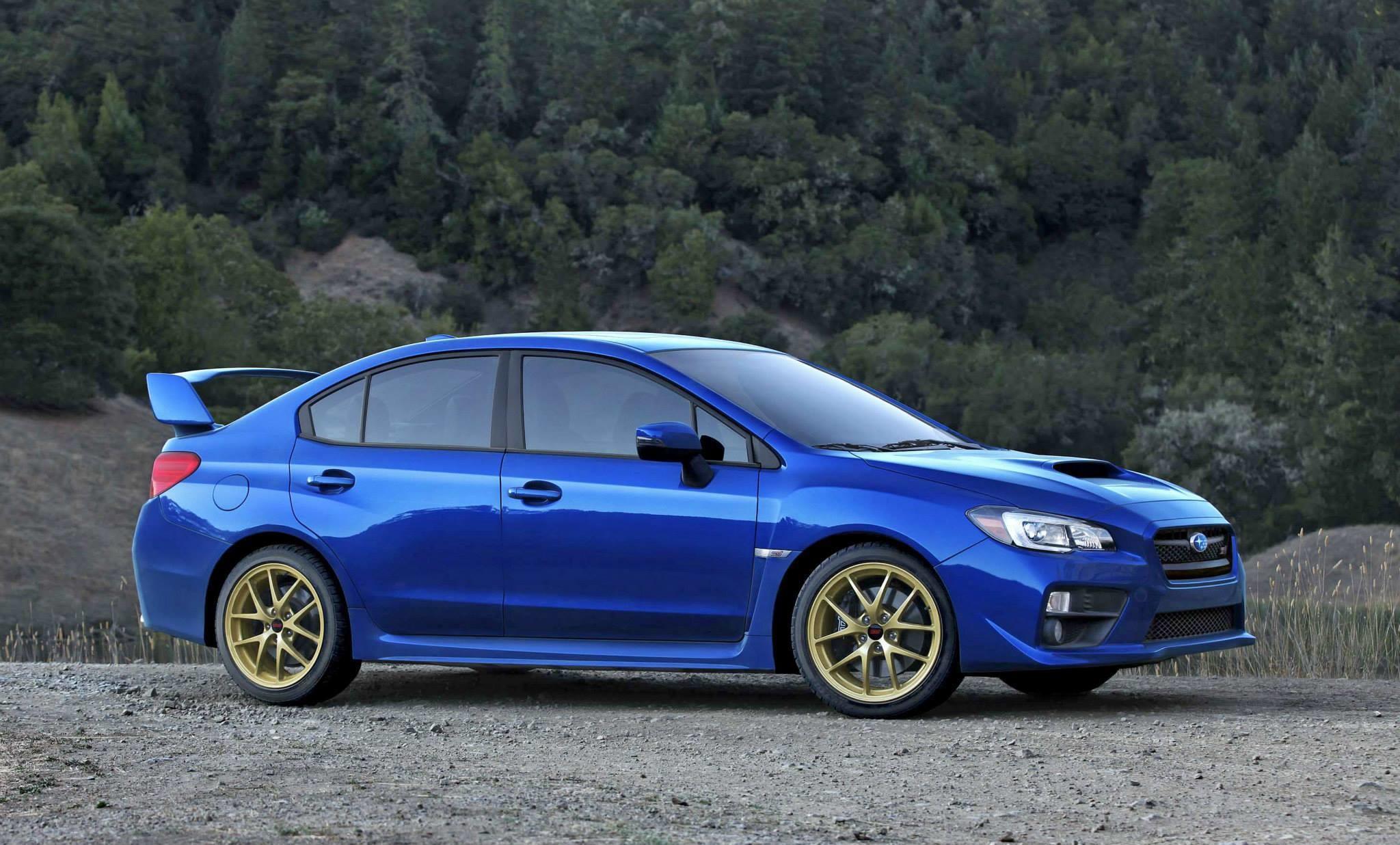 2015 Subaru Wrx Sti …
