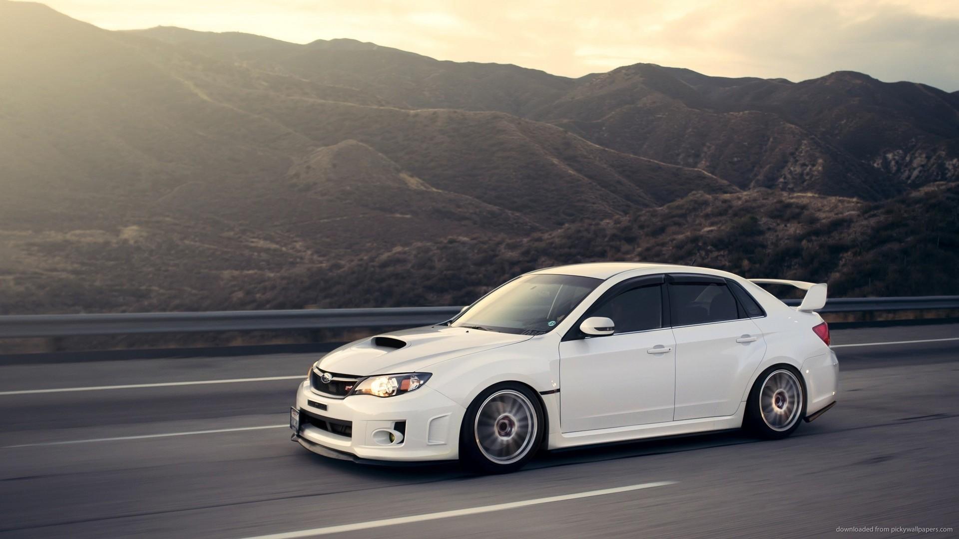 Subaru Impreza WRX STI S206 picture