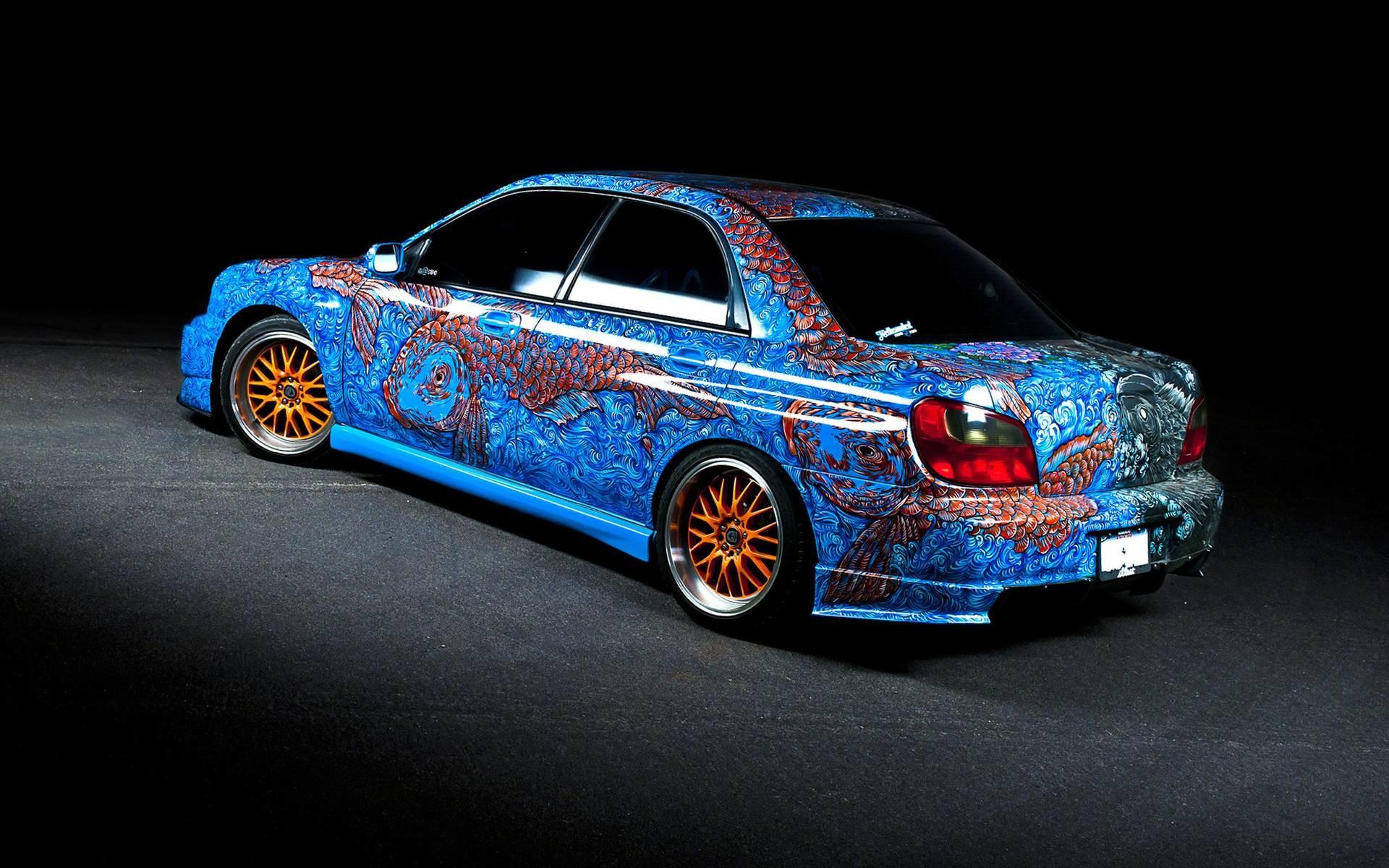 HD Subaru Wrx Sti Wallpaper | Download Free – 136917