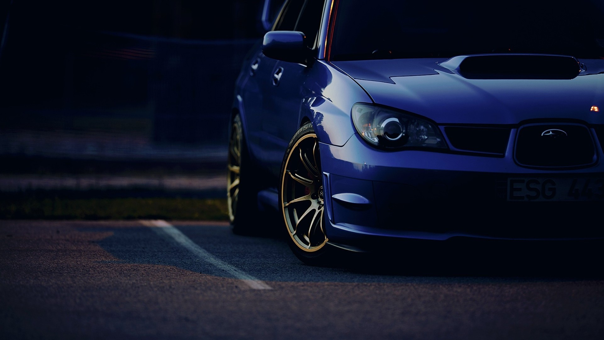 Subaru Impreza WRX STI Car Wallpaper HD Wallpaper | WallpaperLepi