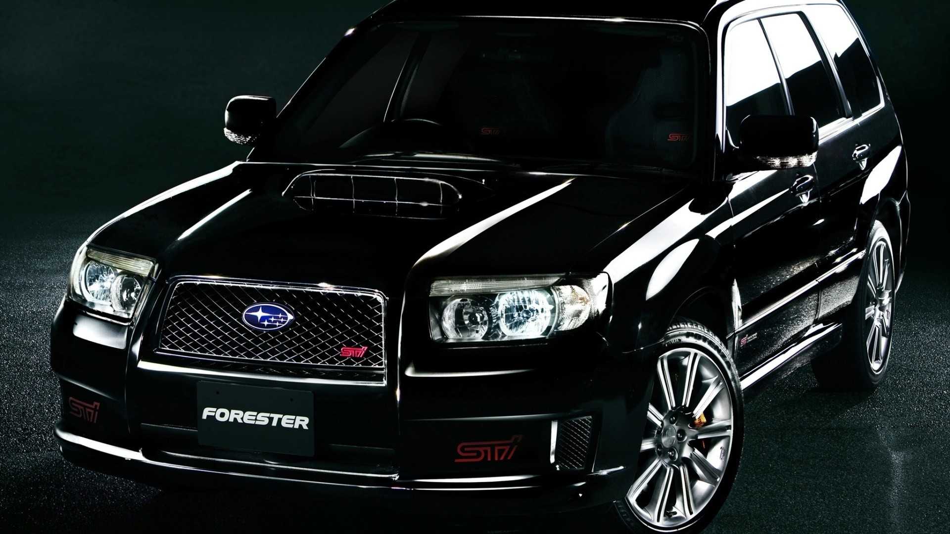 View Of Subaru Forester Wallpapers : Hd Car Wallpapers