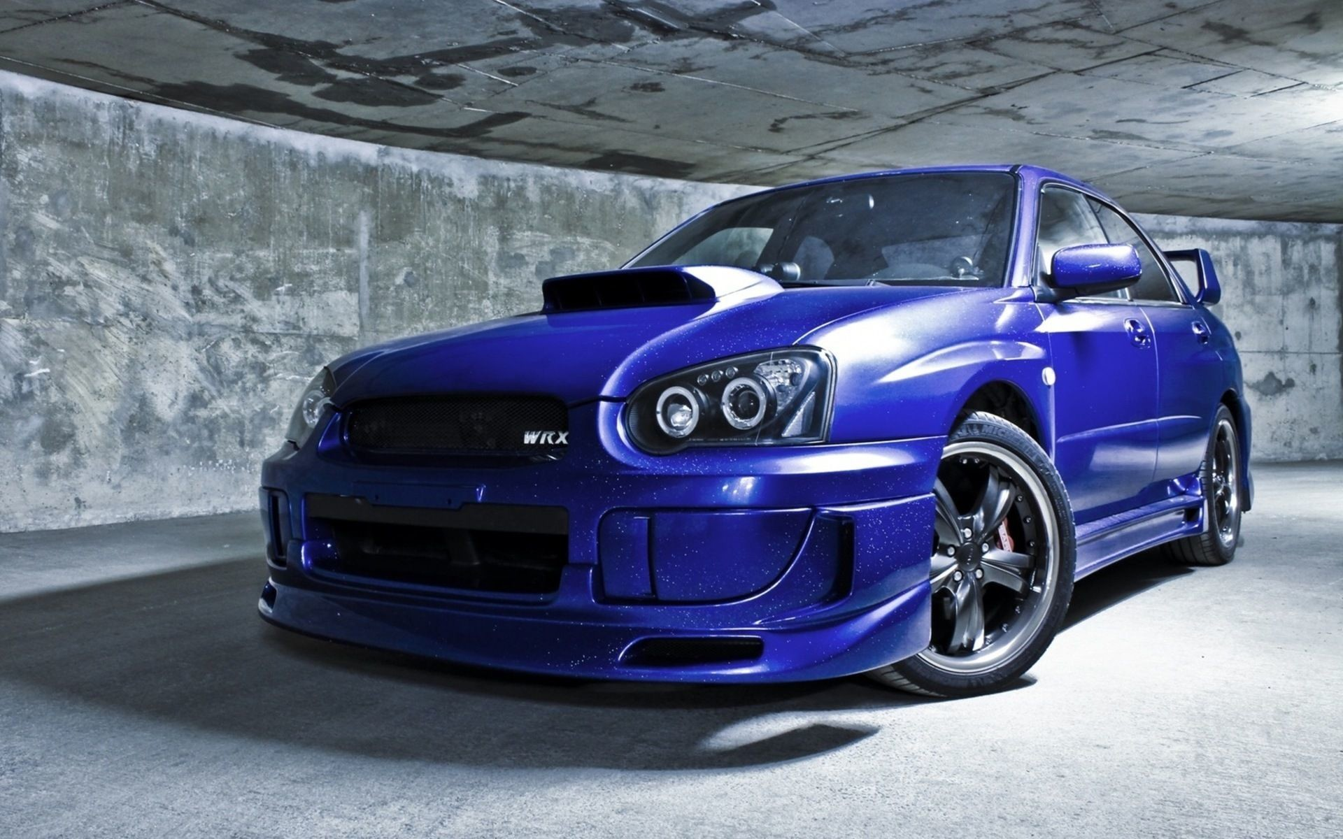 Subaru Impreza WRX On Snow HD desktop wallpaper : High Definition 1920×1200  Subaru Wallpaper