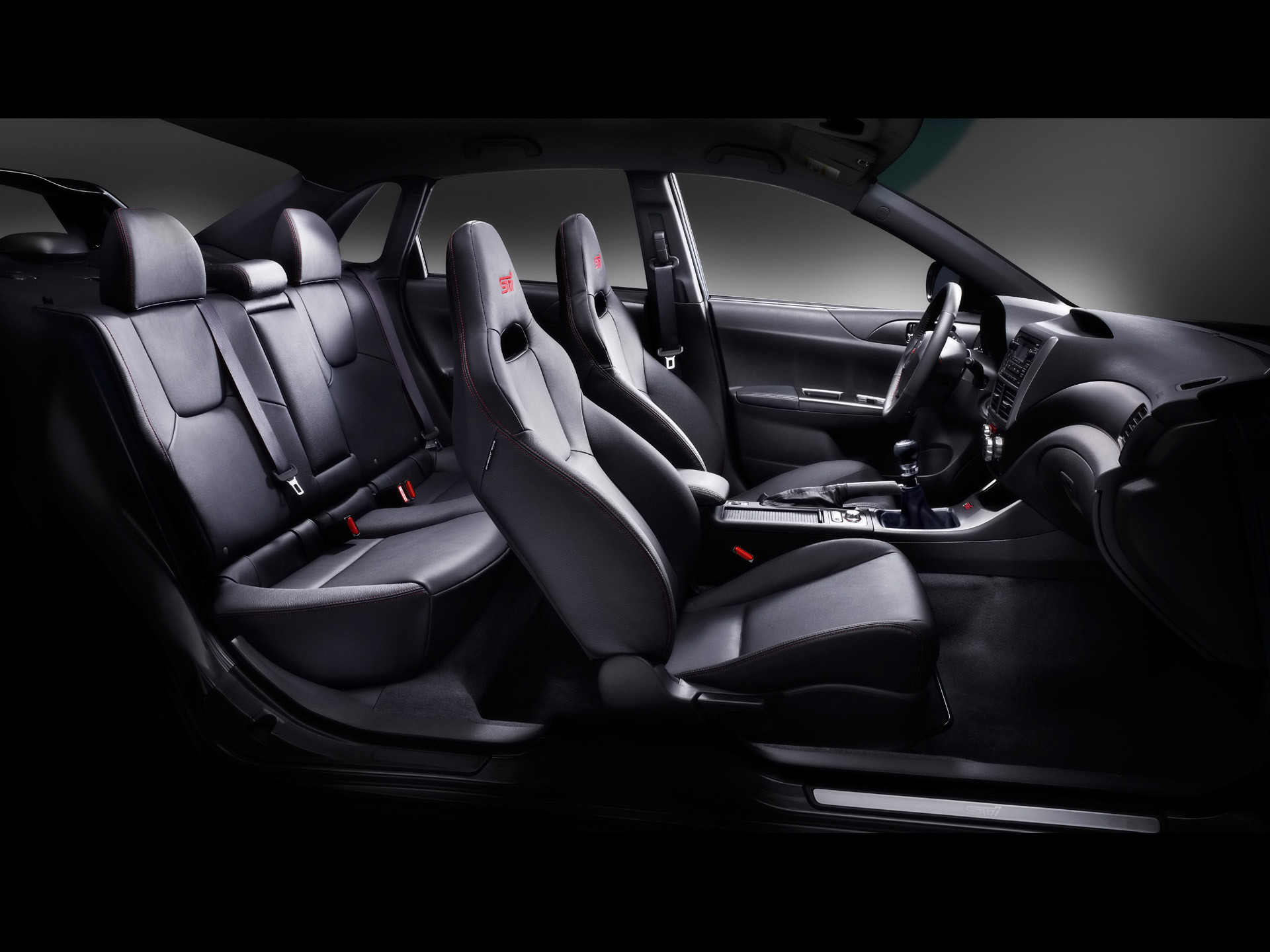 2011 Subaru Impreza WRX STI – 4 door Interior 2 – – Wallpaper
