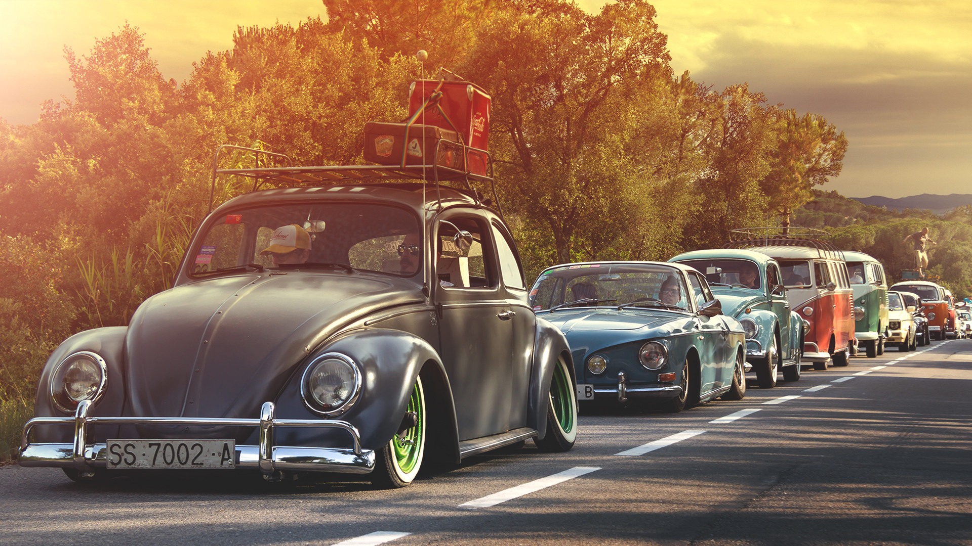 Wallpapers volkswagen, beetle, bus, golf, volkswagen – car pictures .