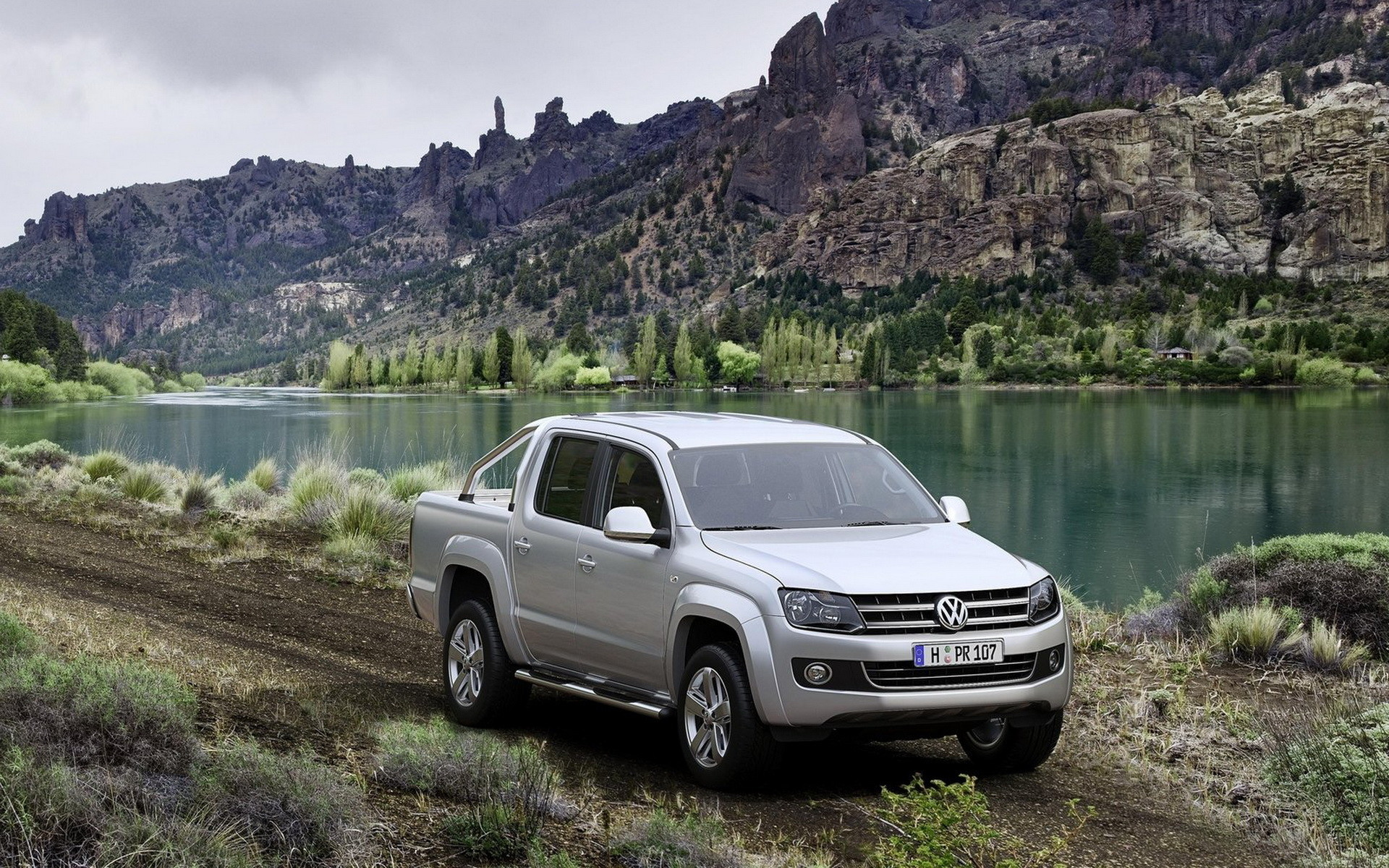 volkswagen, auto, screensaver, background, amarok, pictures, wallpaper