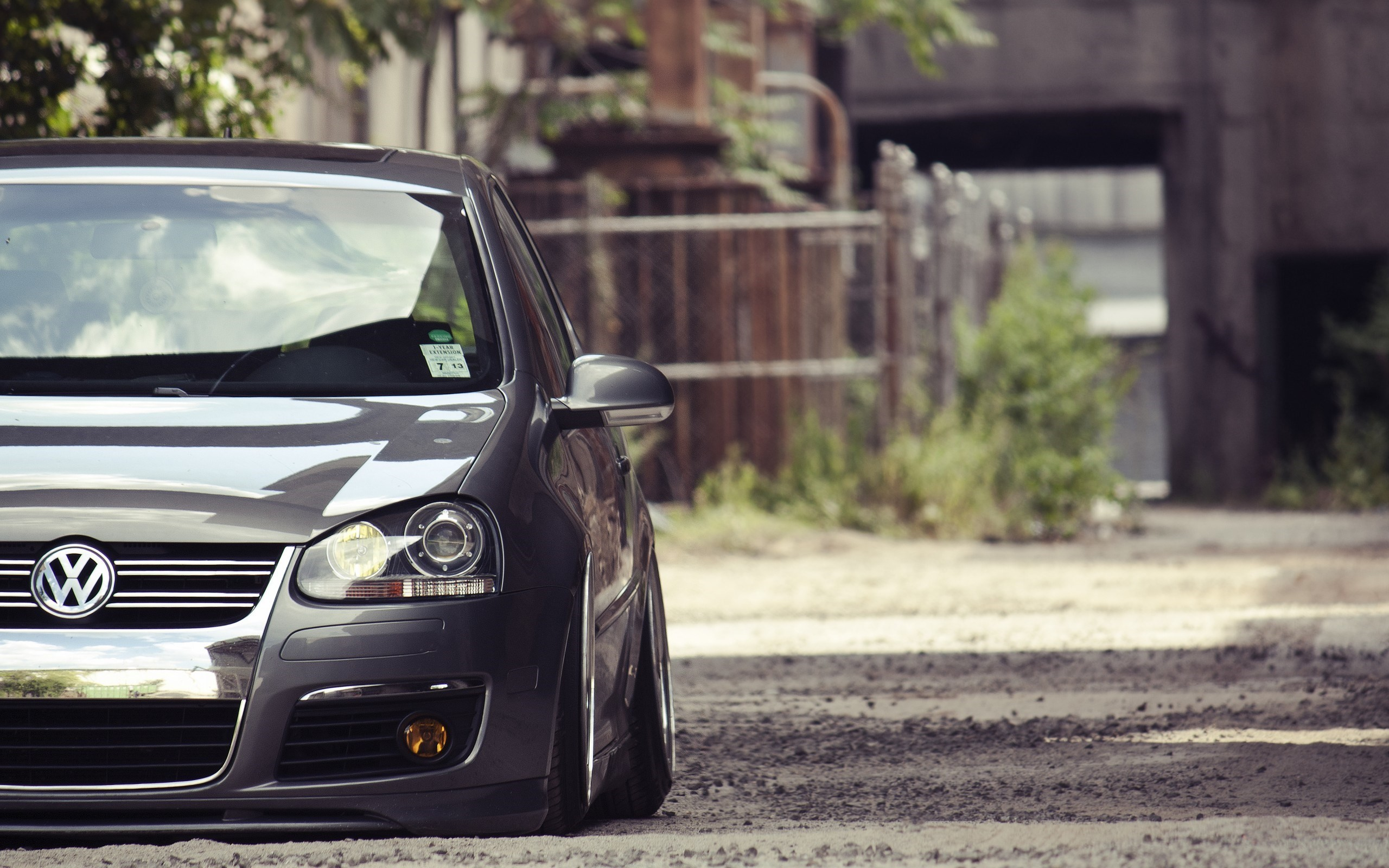 high resolution wallpapers widescreen volkswagen golf