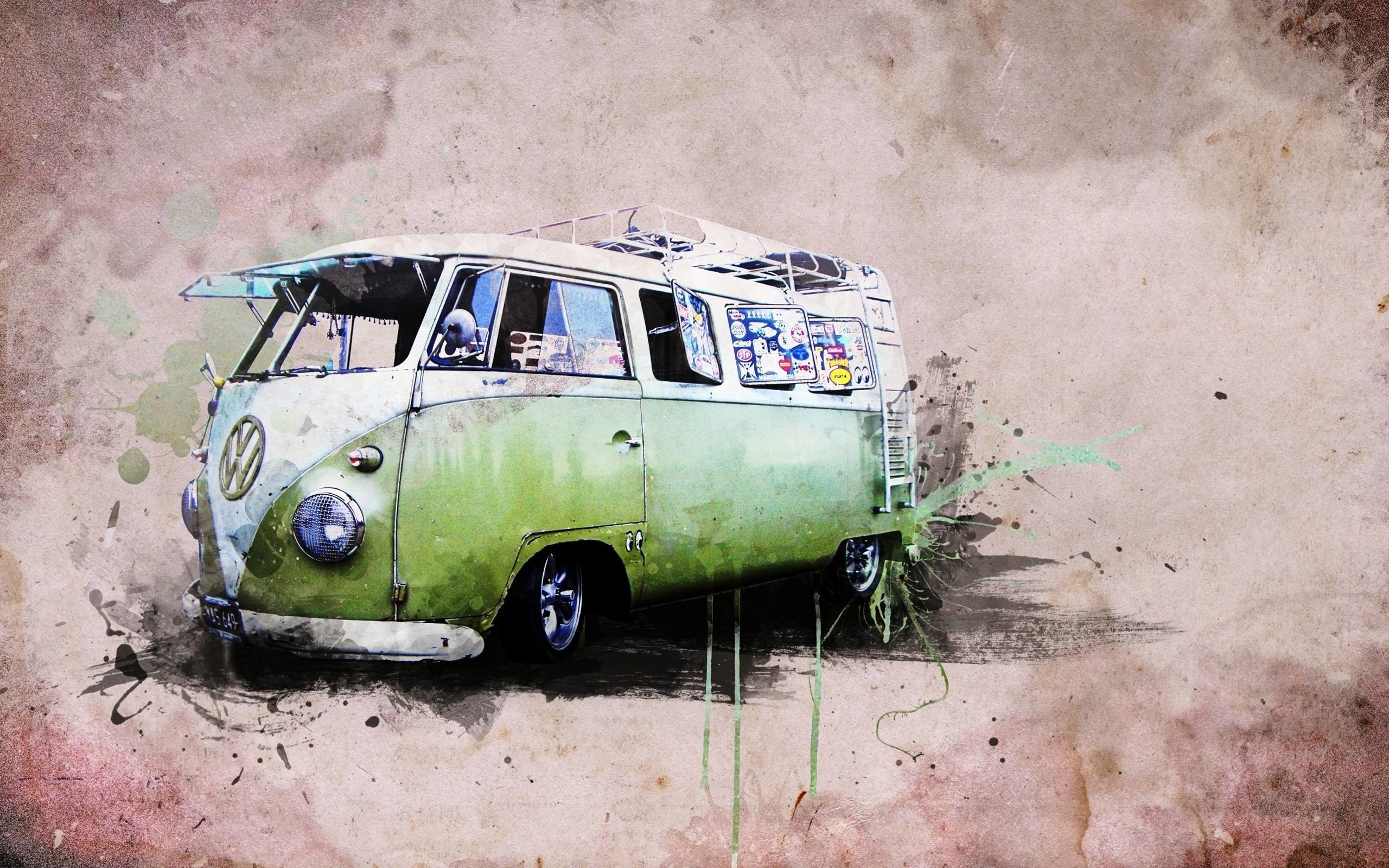 vw combi van hd wallpapers volkswagen kombi hippie bus