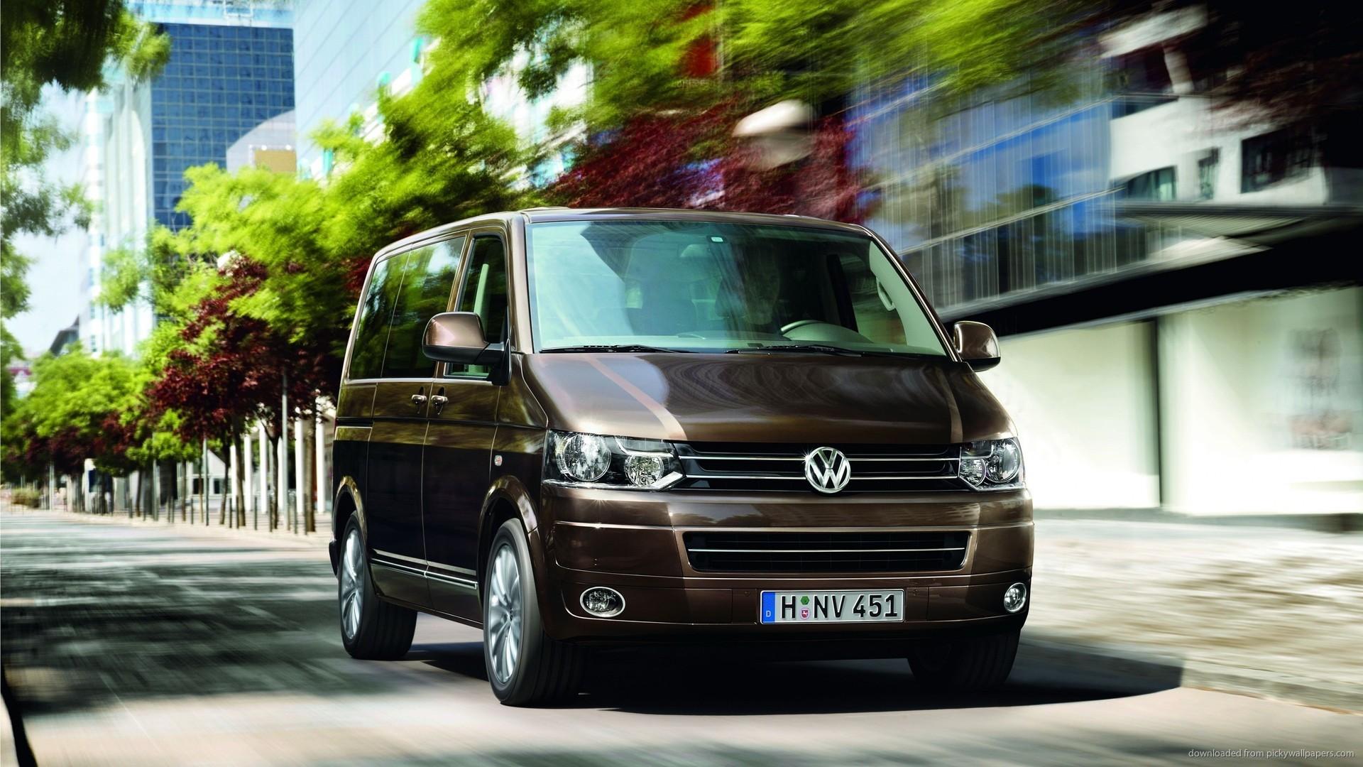 Volkswagen Transporter T5 picture