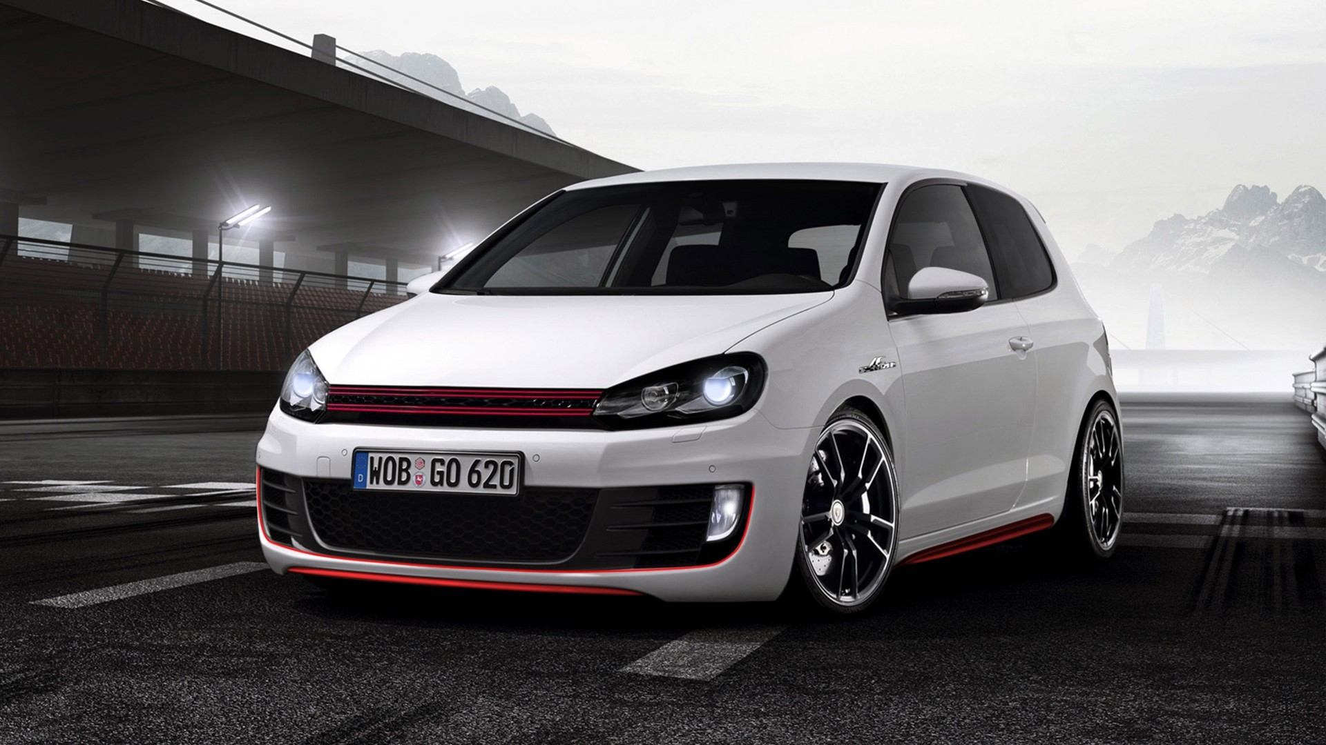 Volkswagen VW Wallpaper Volkswagen, VW, Golf, GTI