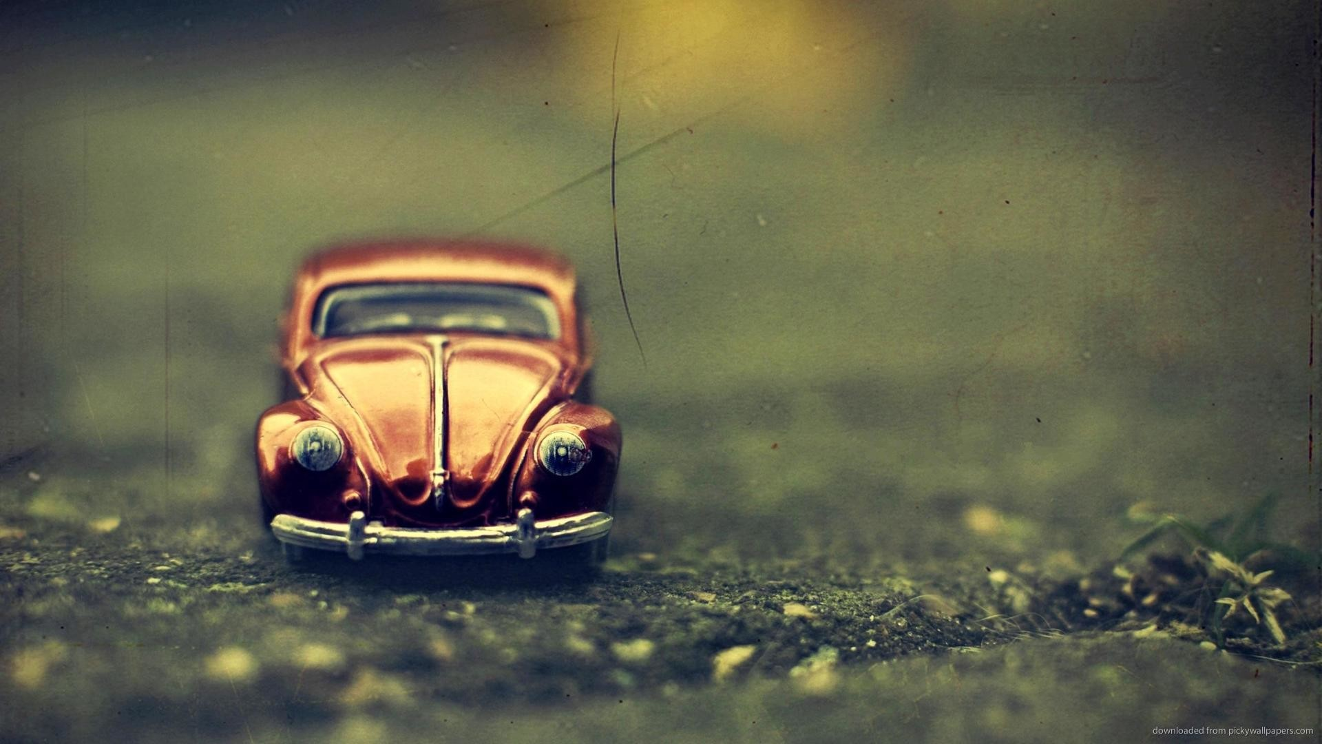 Toy VW Beetle picture